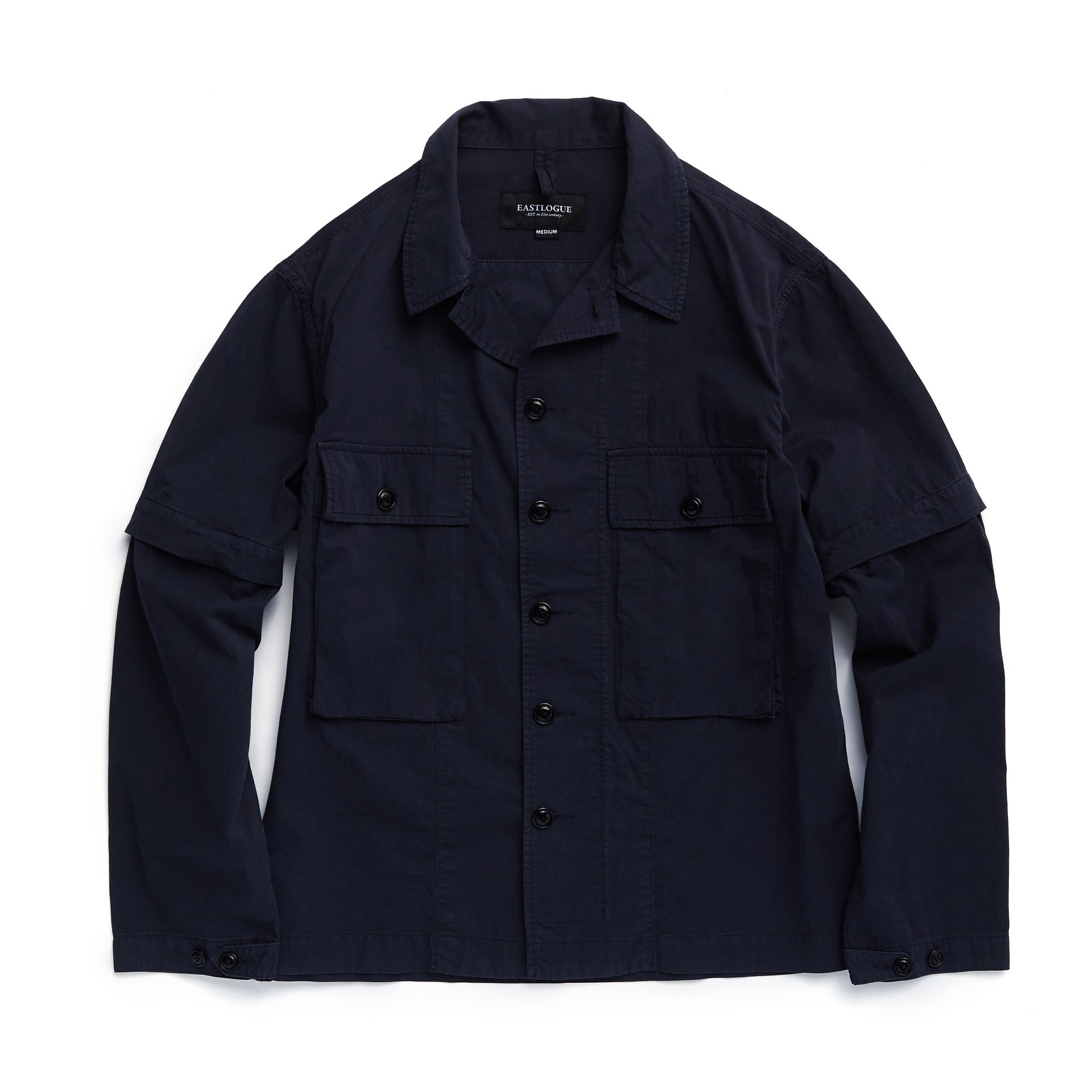 KW M43 JACKET (DYED NAVY)