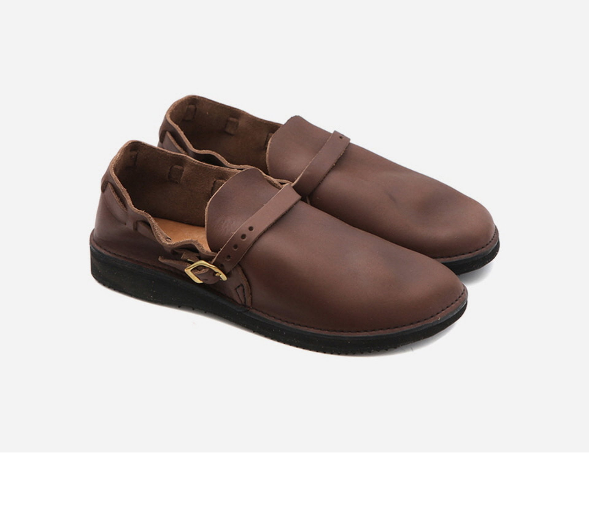AURORA SHOE(WOMAN)(BROWN)