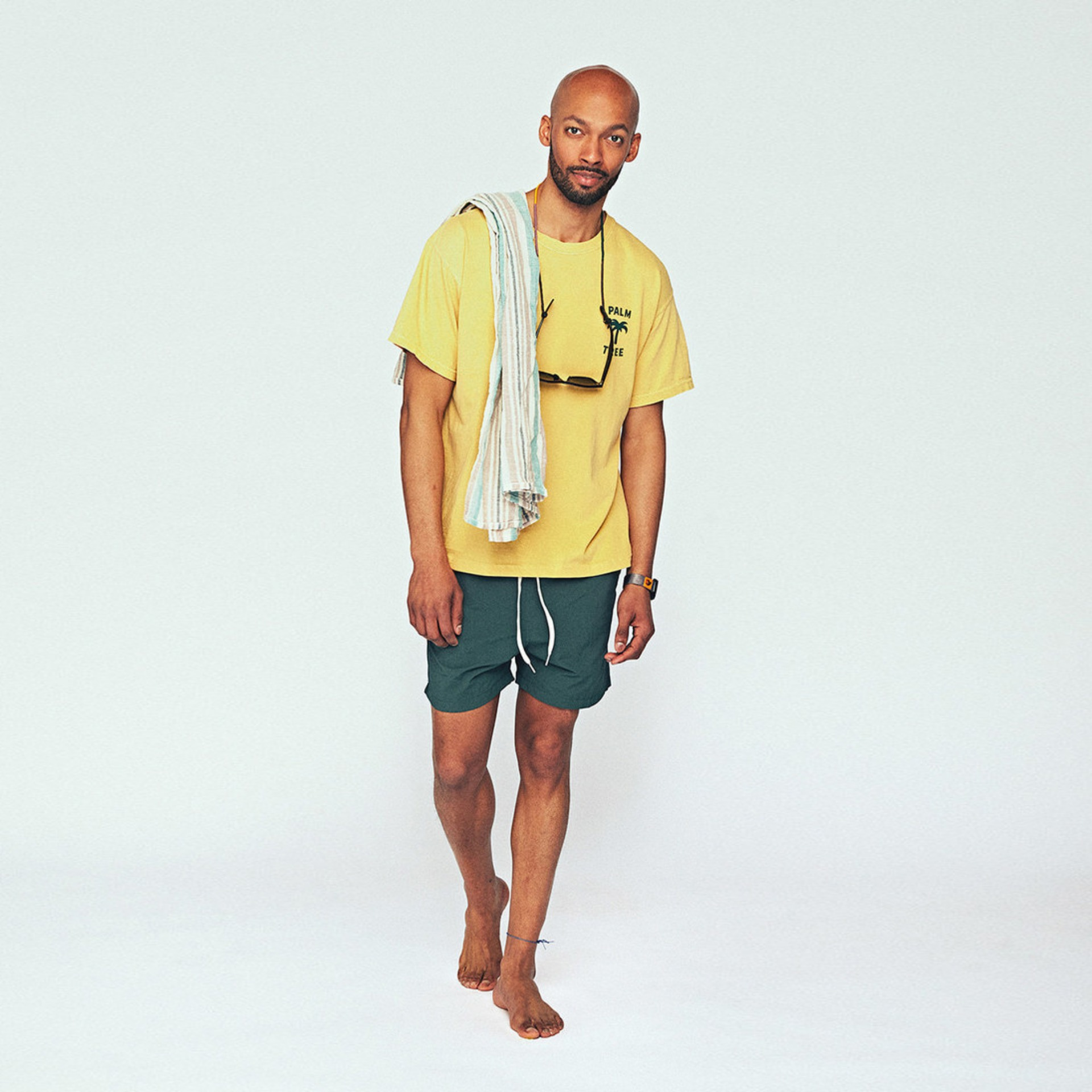Palm Tree T(SAND YELLOW)