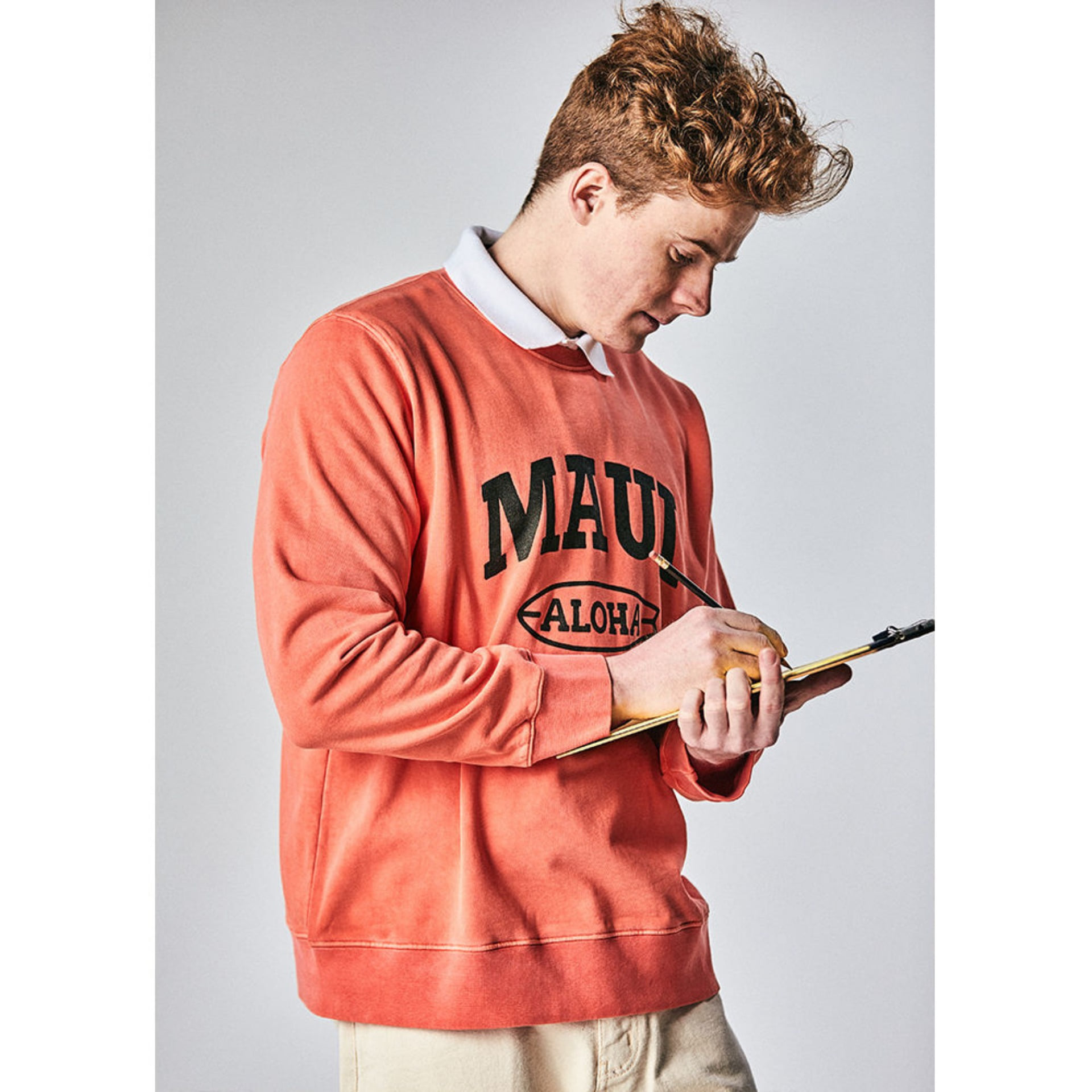 Original University Sweat MAUI(fruit coral)