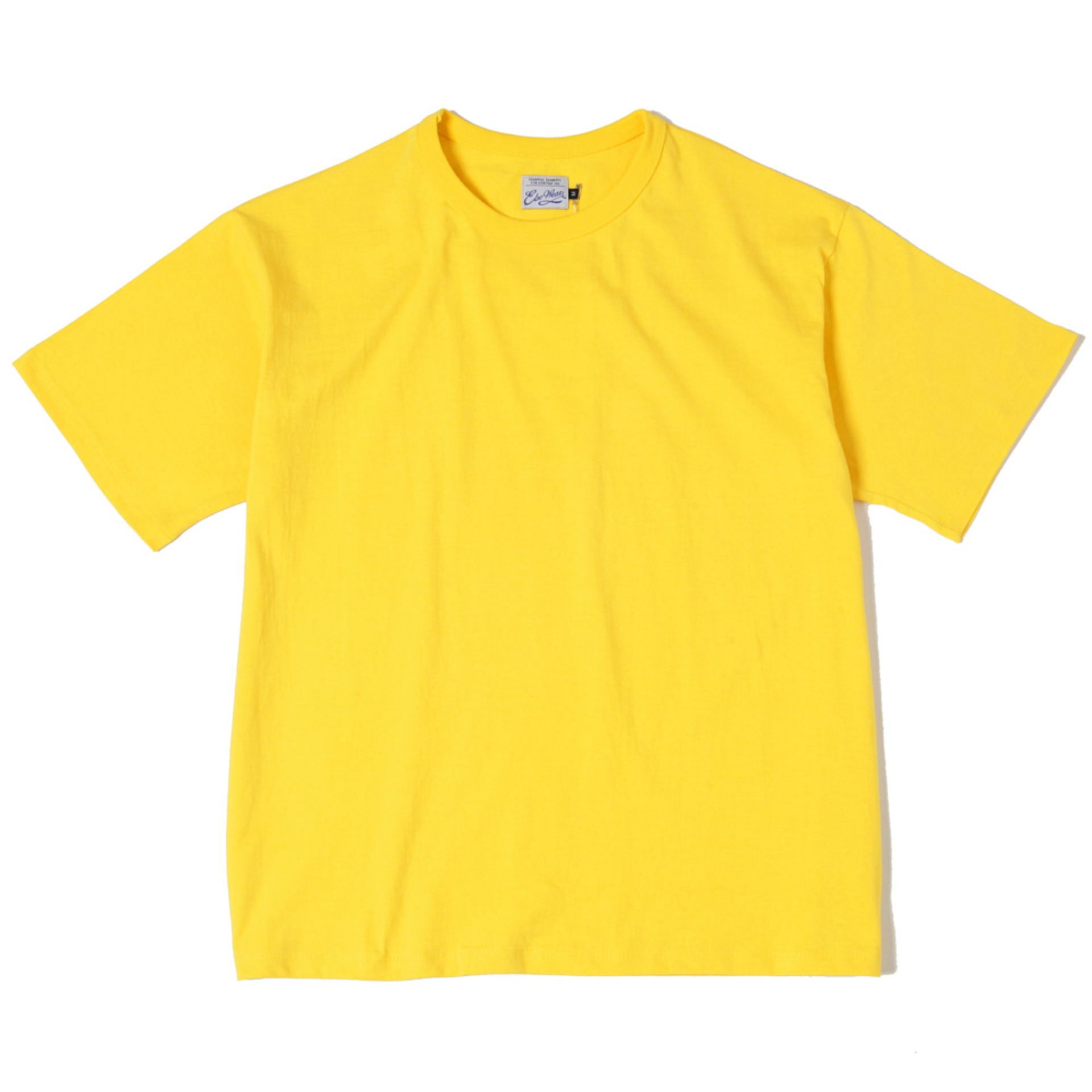 BLANK T-SHIRTS(YELLOW)