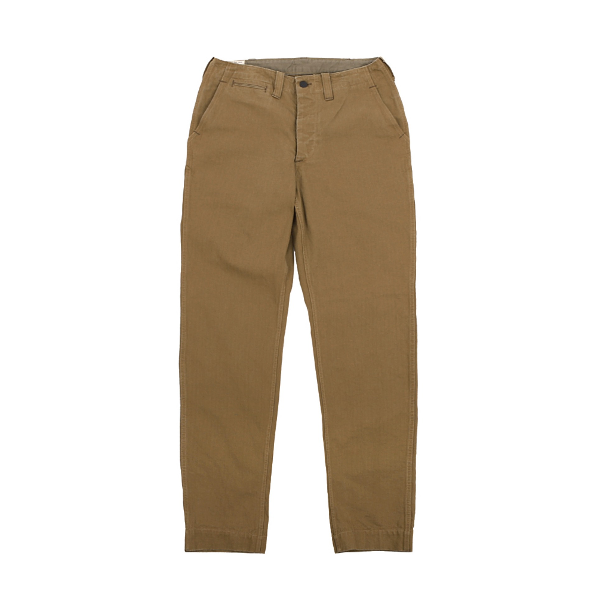 "[The Union Special Overalls]""M-1942"" Trouser(Khaki)"