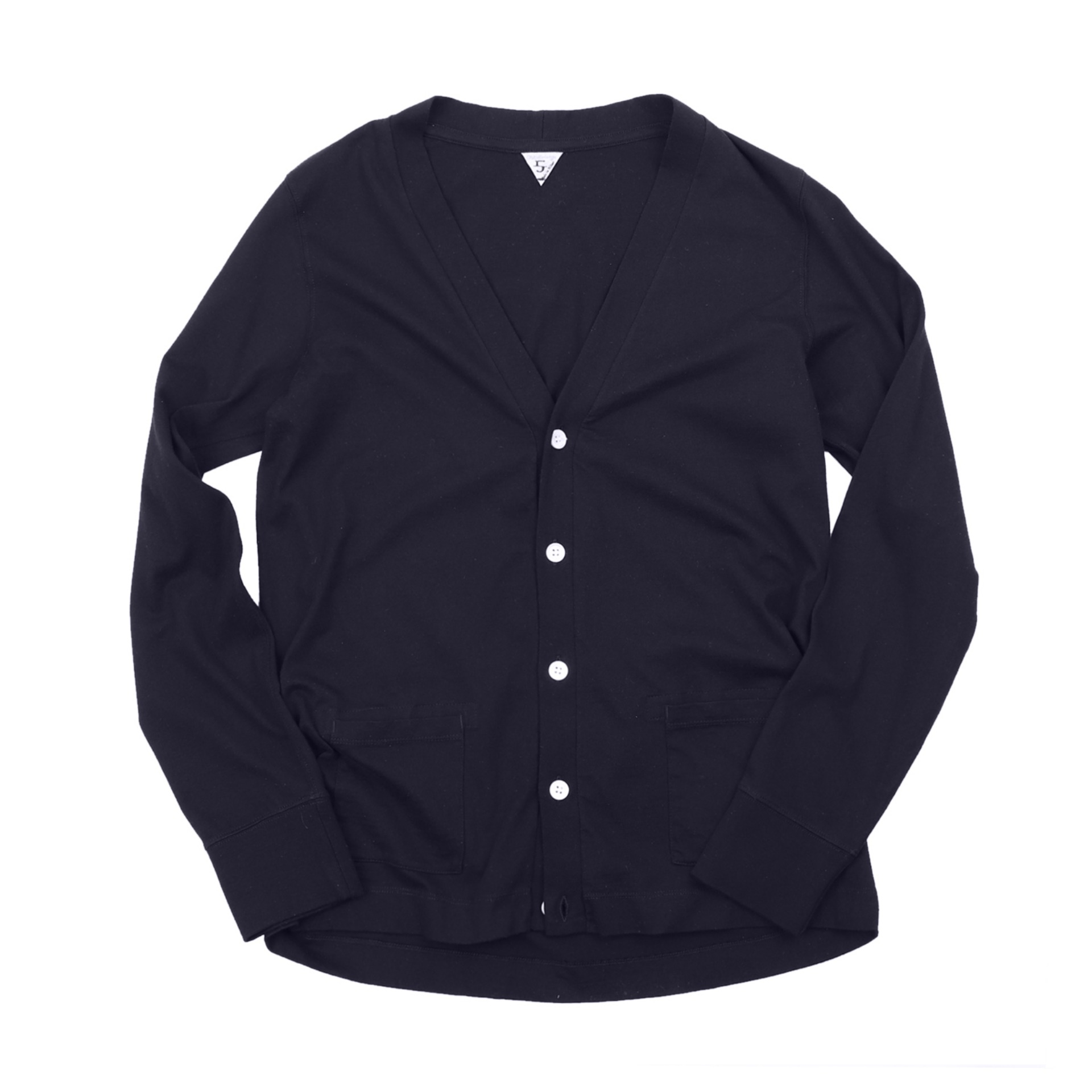 [DRAGAN] CardiganLong Sleeve Cardigan(Deep Navy)