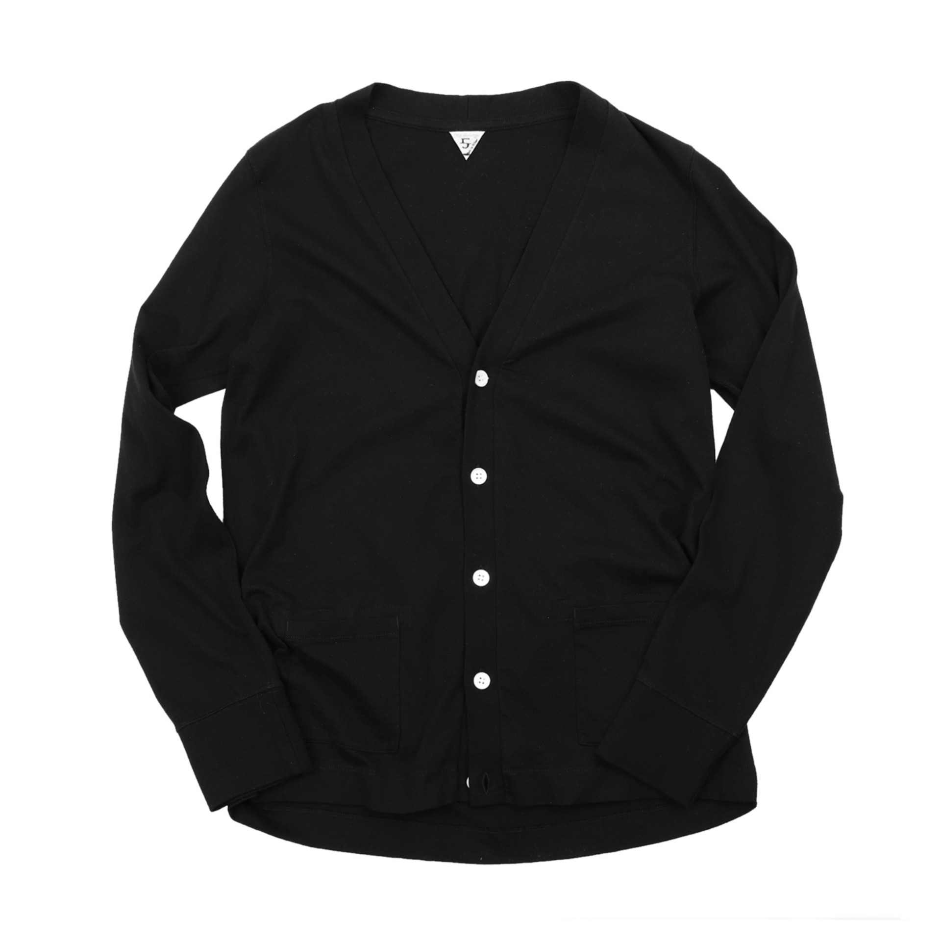 [DRAGAN] CardiganLong Sleeve Cardigan(Black)