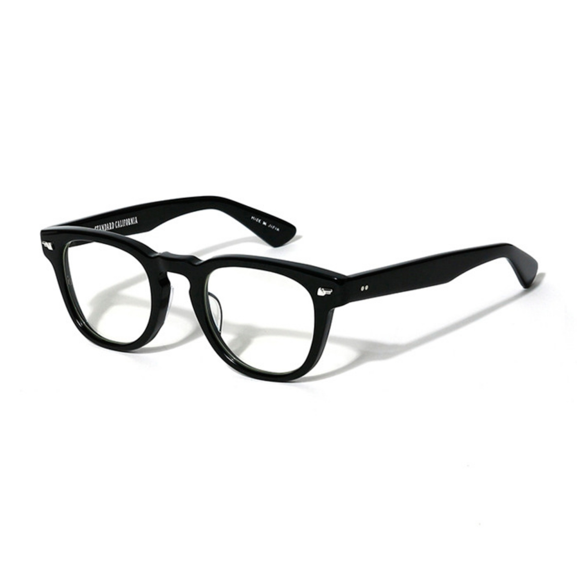 KANEKO OPTICAL × SD SUNGLASSES(BLACK X CLEAR)