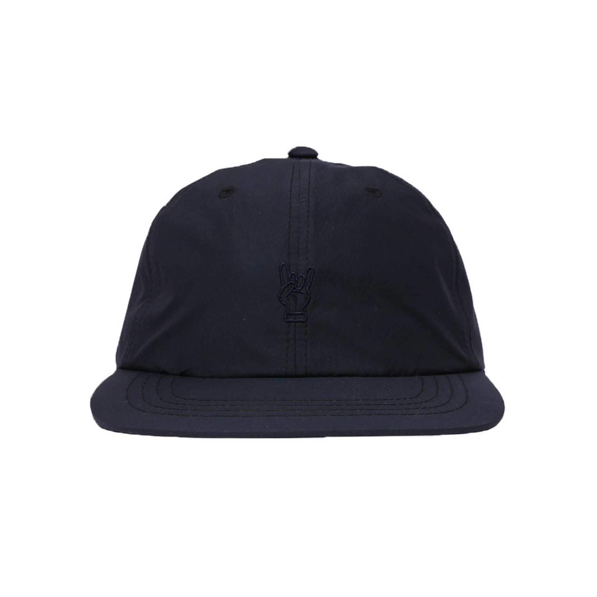6PANNEL BALL CAP (DEEP NAVY)