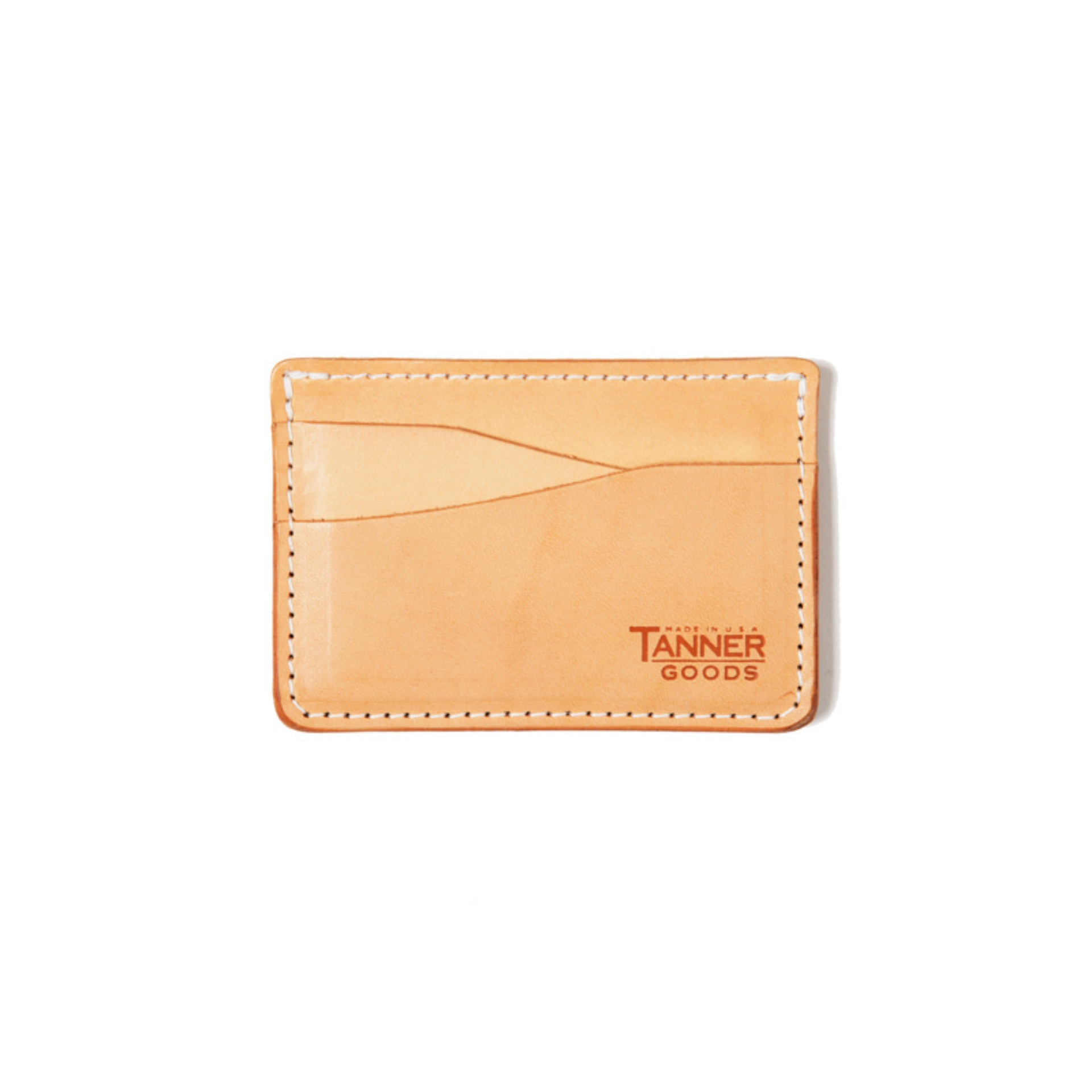 JOURNEYMAN CARD WALLET (NATURAL)