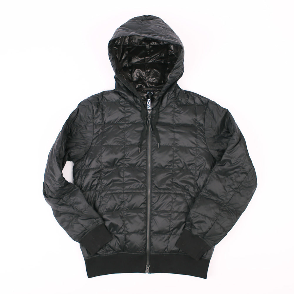 TAION LIGHT WEIIGT HOOD PARKA (BLACK)