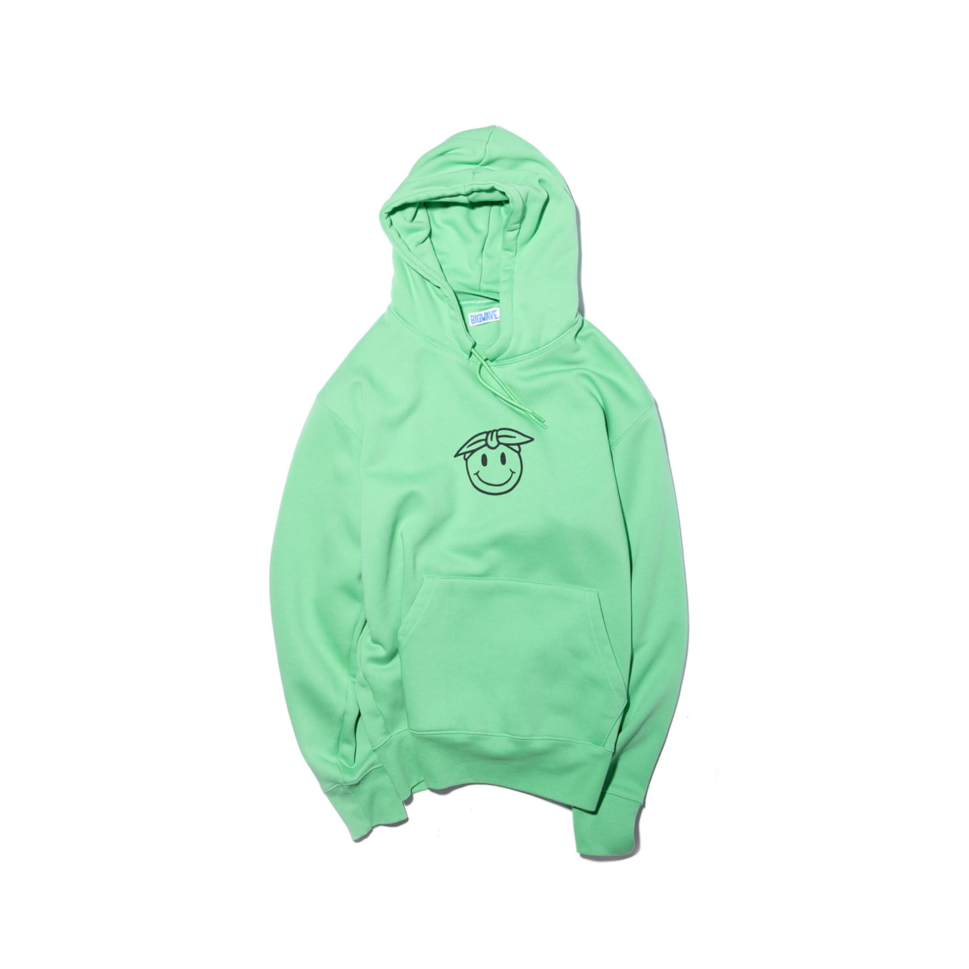 HIPHOP G FUNK HOODY GREEN
