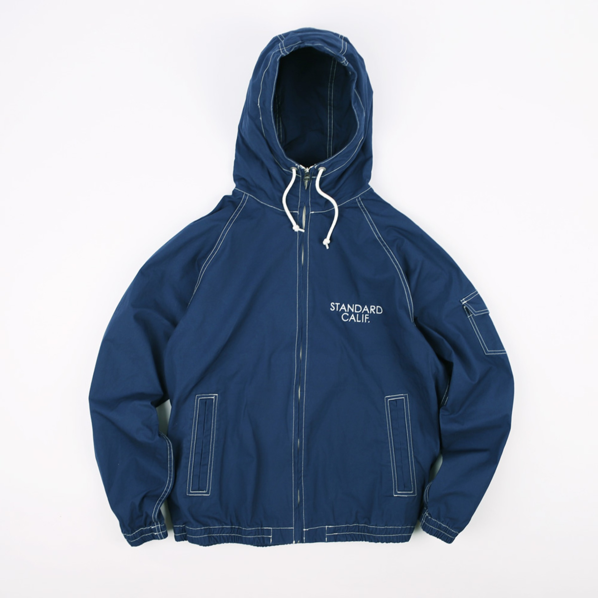 SD Classic Beach Jacket (Navy)