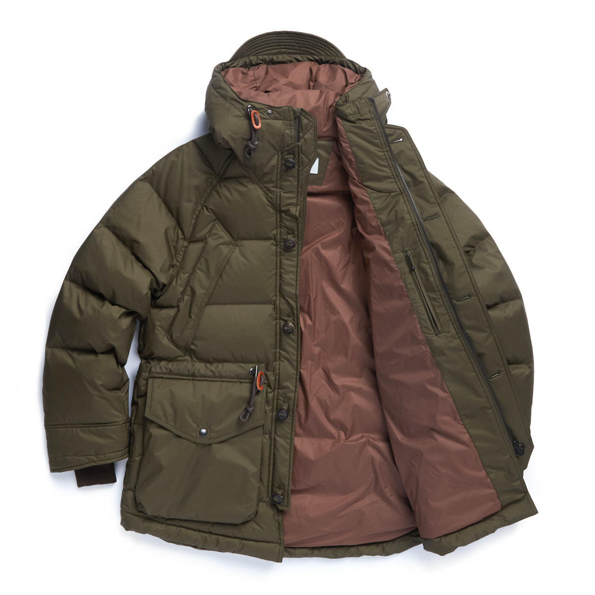 UTILITY SHIELD PARKA (Olive Shield)