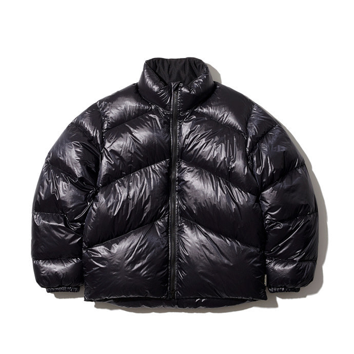 [NICE STUFFIN COLLECTION] NS DOWN JACKET  (Black)