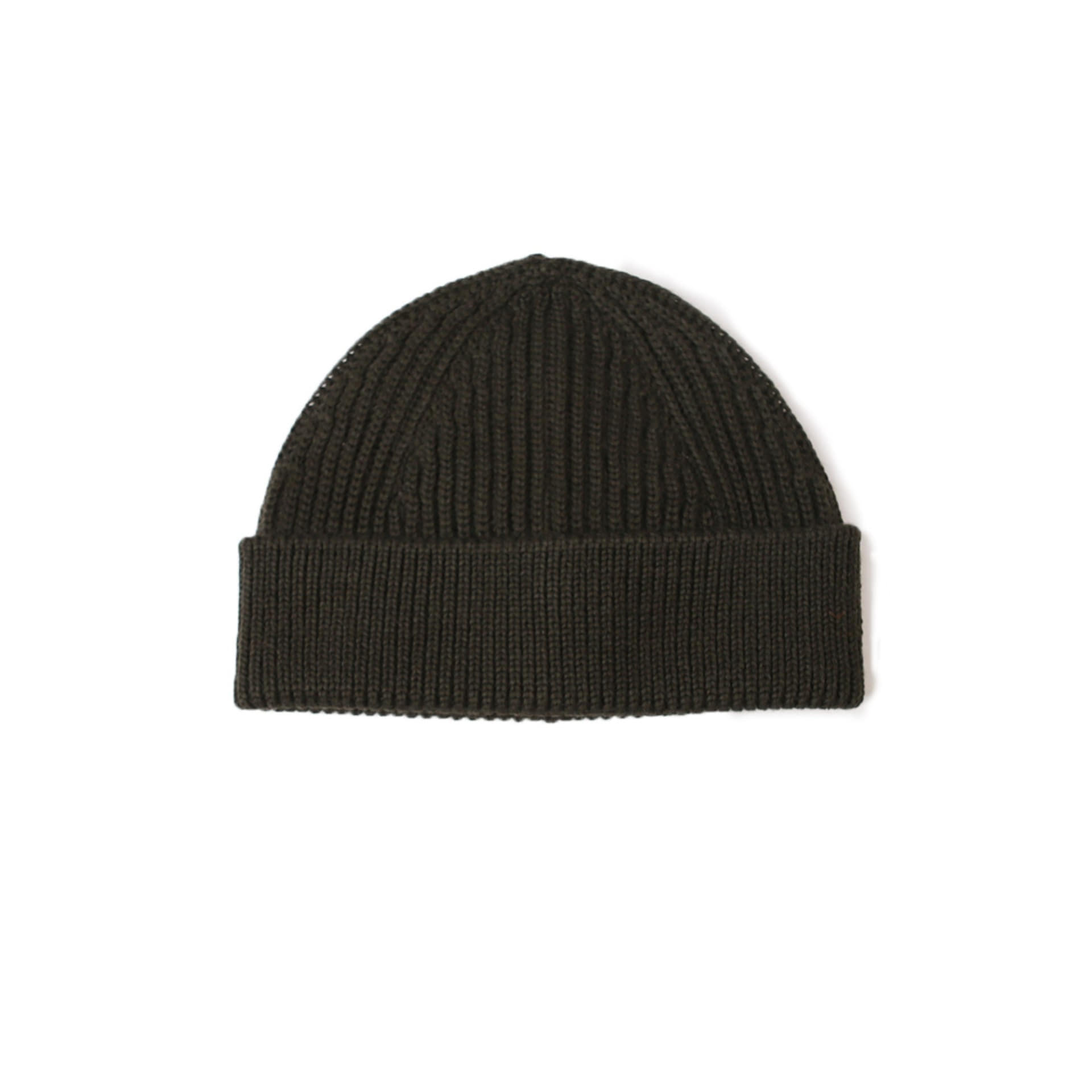 SHORT BEANIE (Hunter Green)