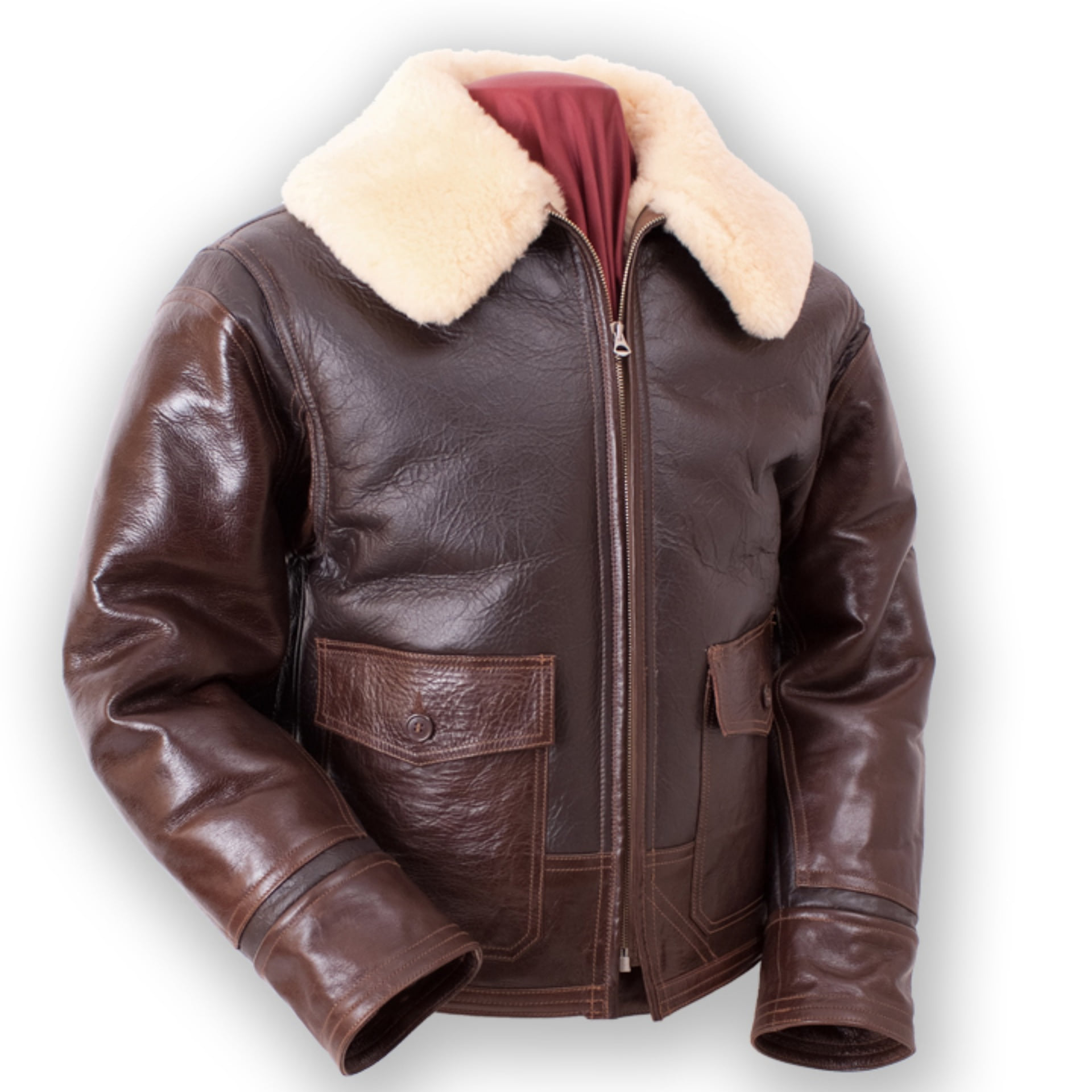 12월2주차 배송예정Flying Type ANJ-4 (Seal Brown)