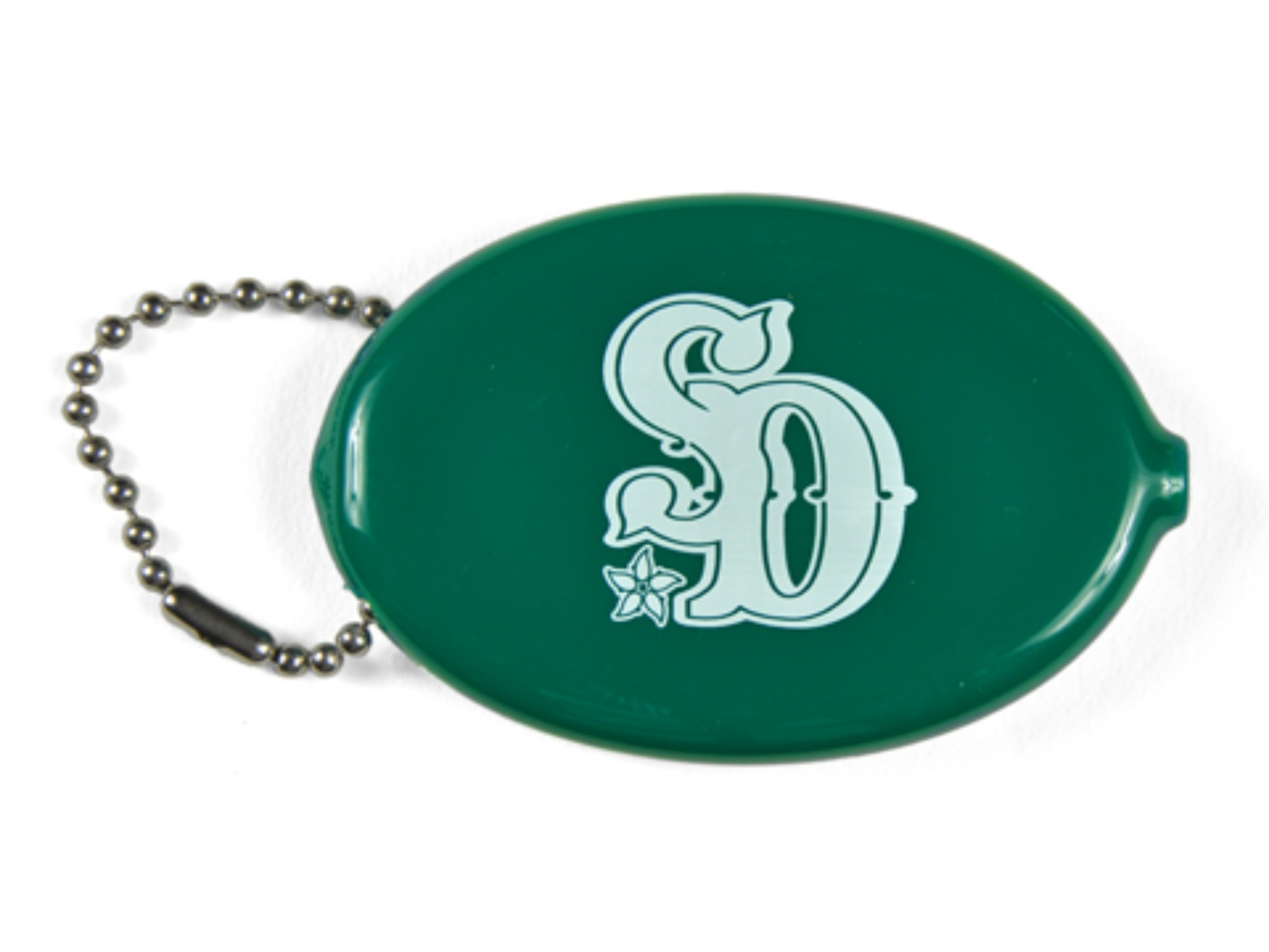 SD Coin Case Green