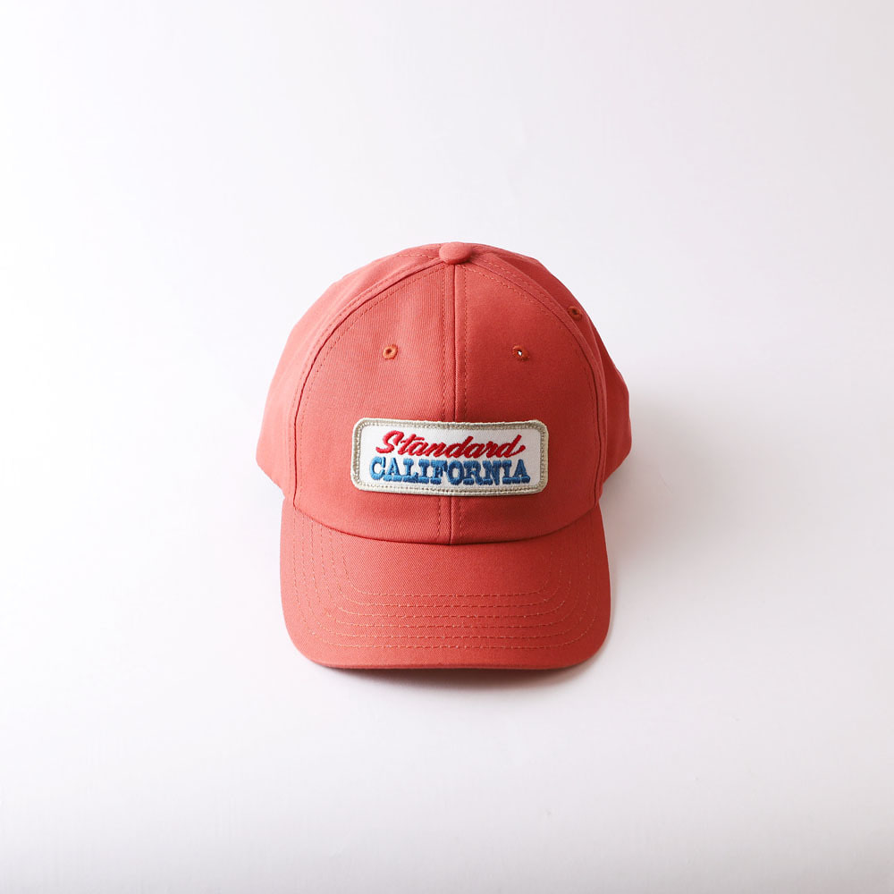 SD LOGO CAP (Sunset Red)