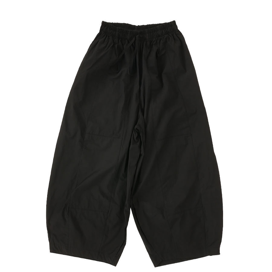 DARENIMO X EFILEVOL Nylon Balloon Pants (Black)
