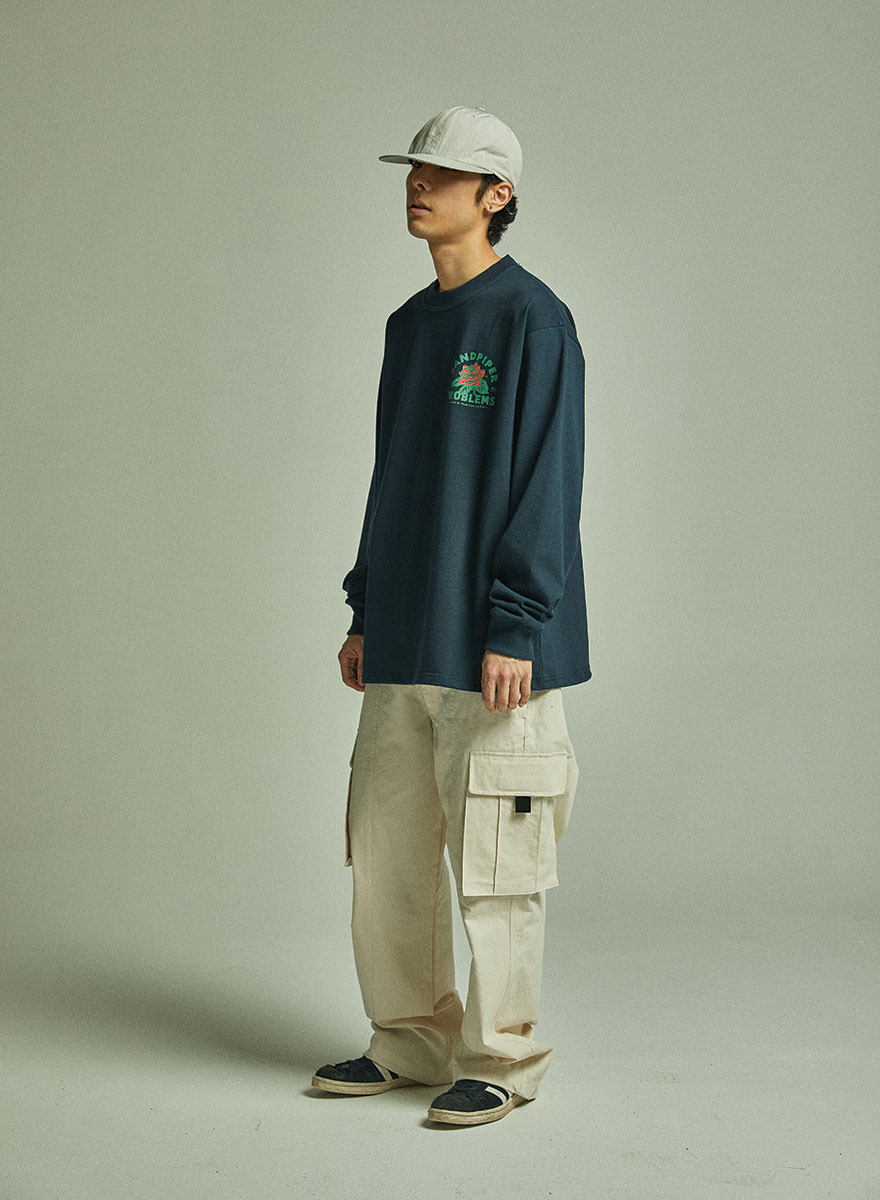 CARGO PANTS (Off White)
