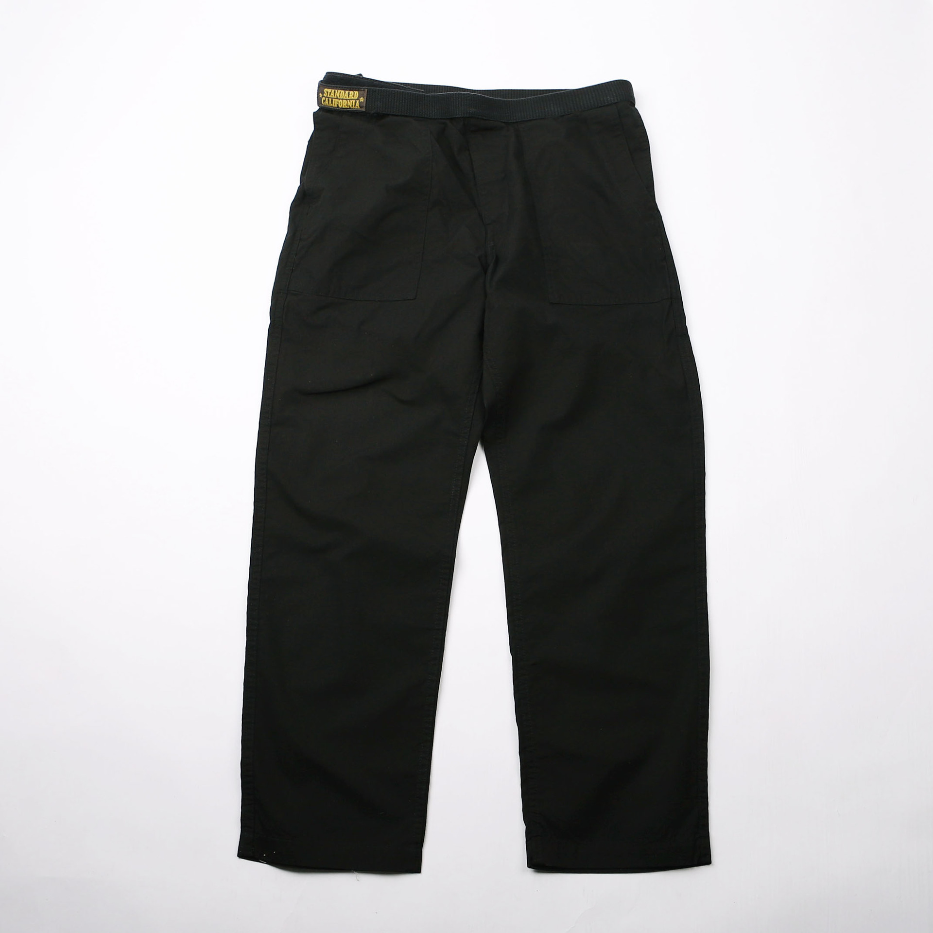 SD Easy Fatigue Pants (Black)