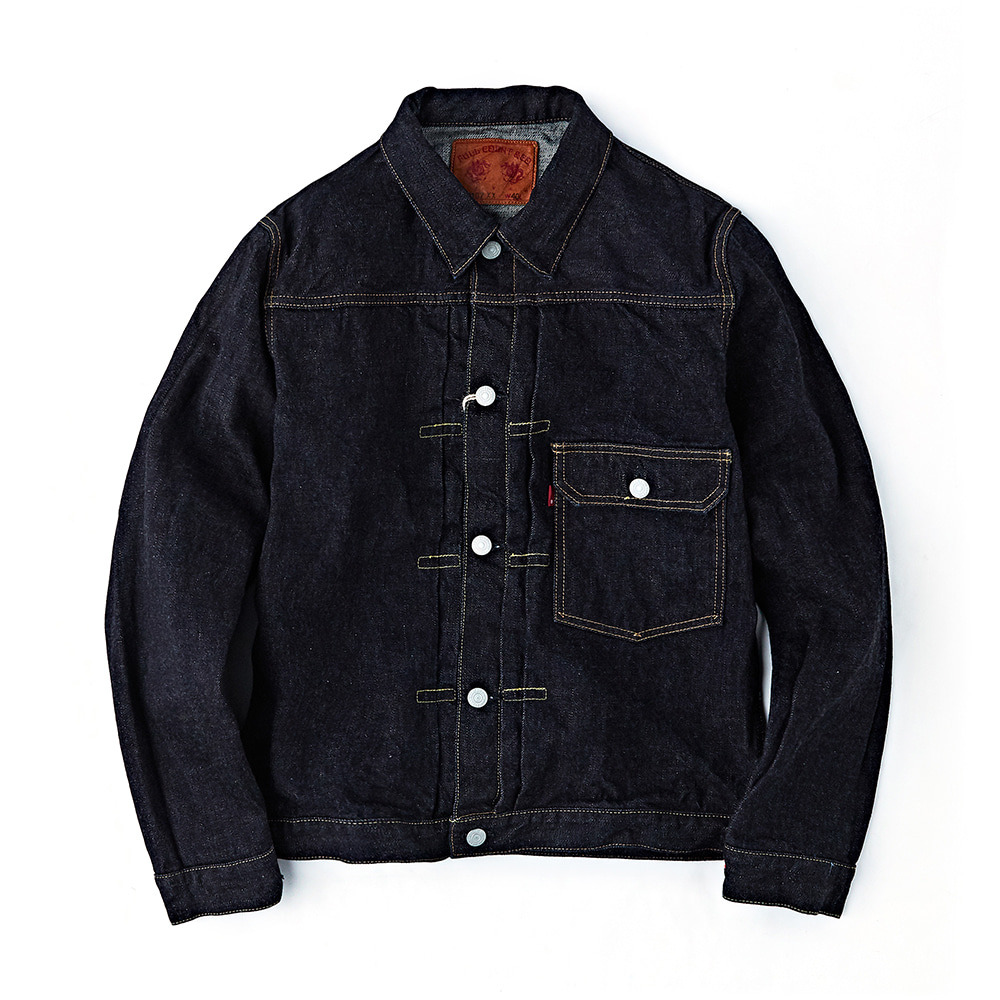1st Type New Regular Fit Denim Jacket Heavy Oz 2107XXW