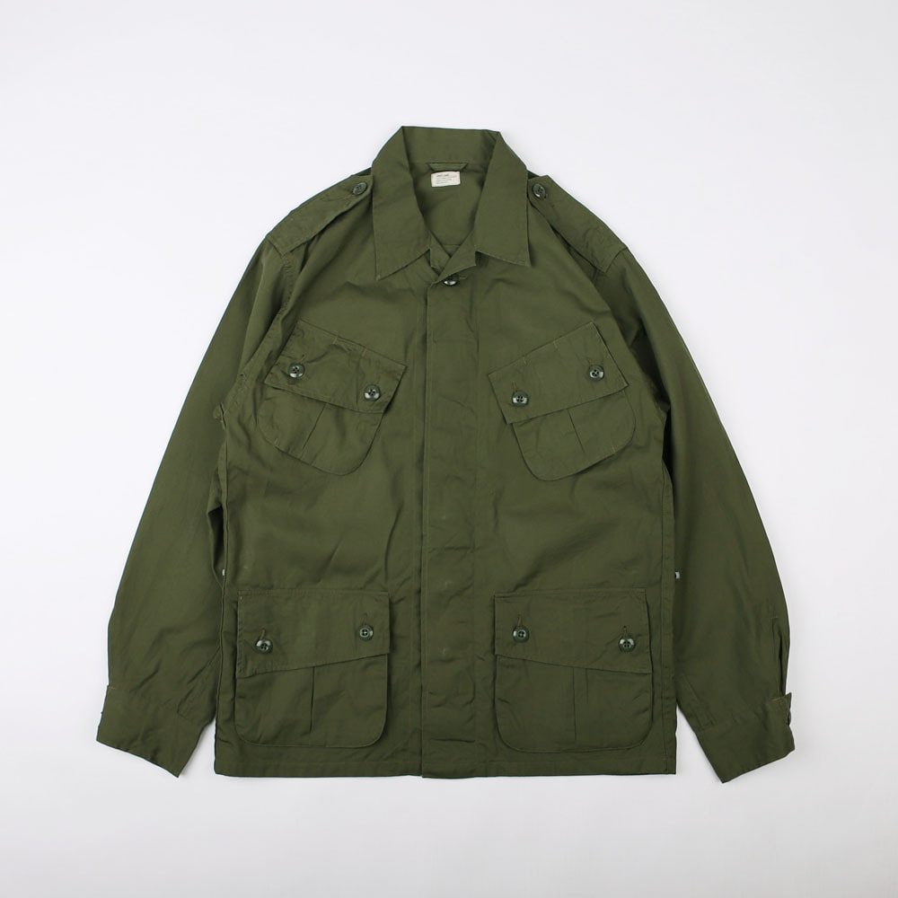 COAT MAN 'S COMBAT TROPICAL (Olive)