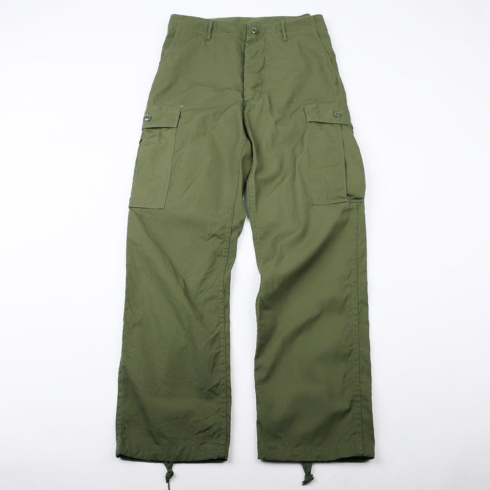 TROUSERS, ARMY SHADE (Jungle Fatigue 6pocket)