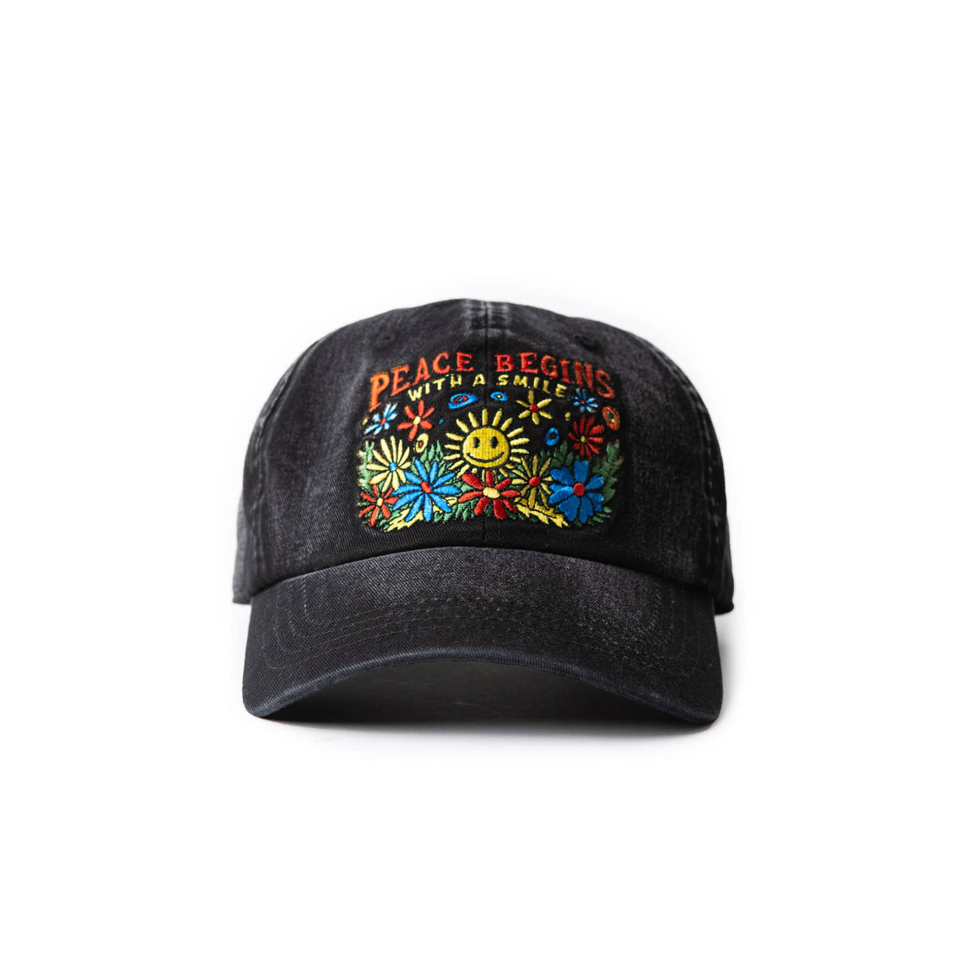 "Peace Begins Smile Cap ""NEST STORE EXCLUSIVE"""