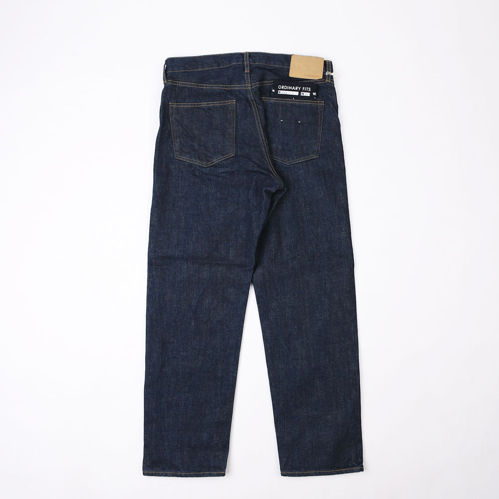 5 POCKET ANKLE DENIM PANTS - One Washed