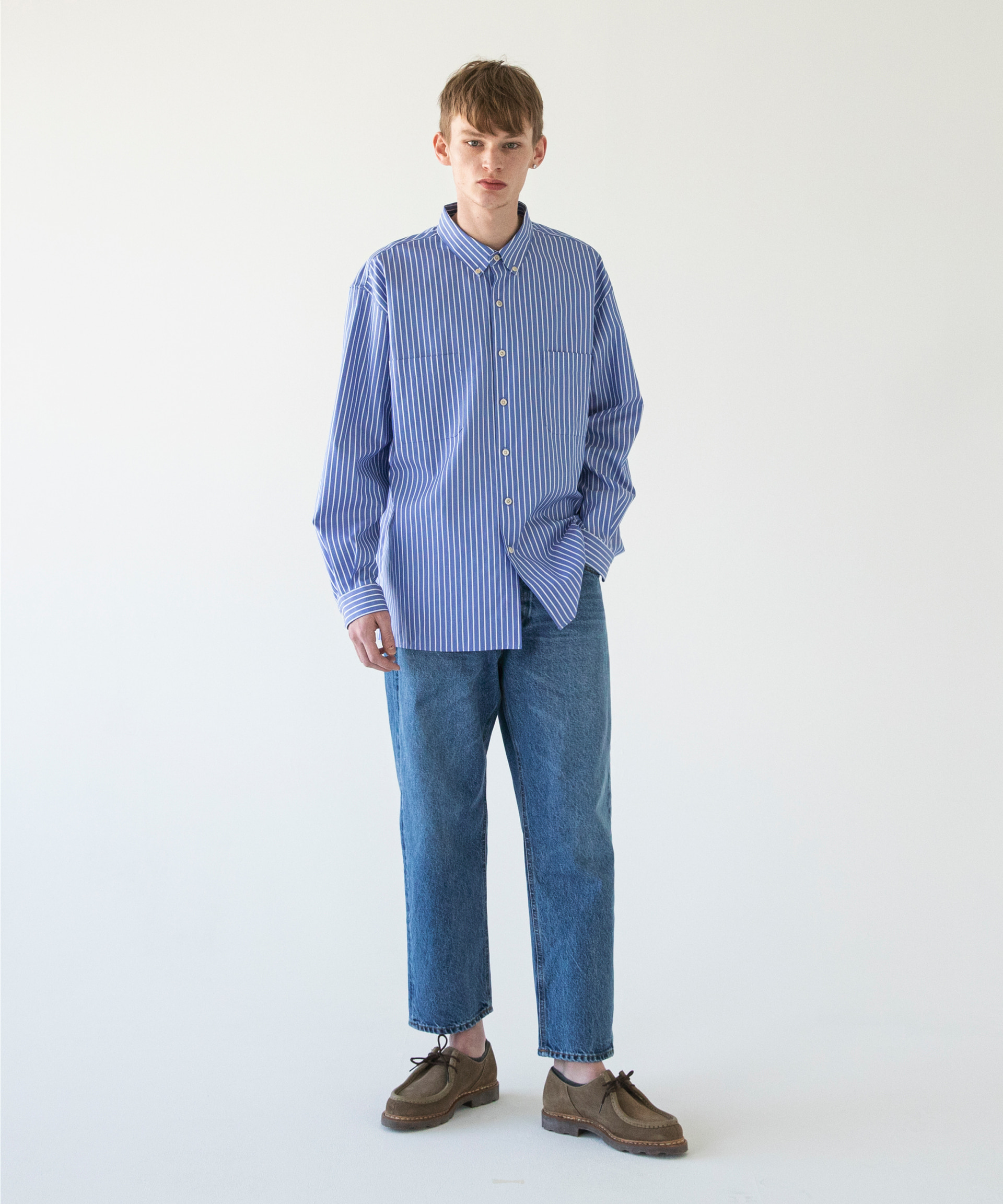 Study Denim Type 1 (Faded Blue)