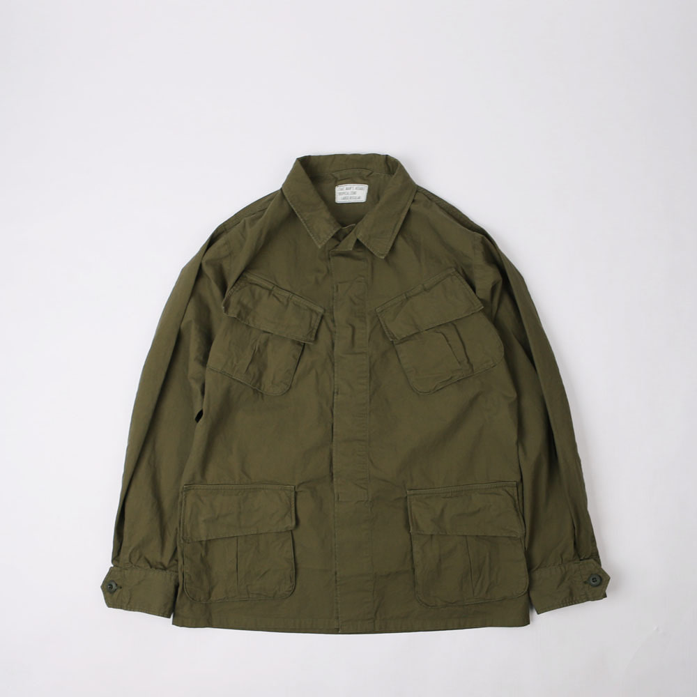 JUNGLE FATIGUESOUTHERNMOST BUSH JACKET(Olive)