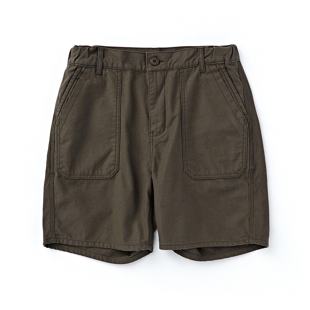 CWSP-001 Fatigue Short Pants Olive