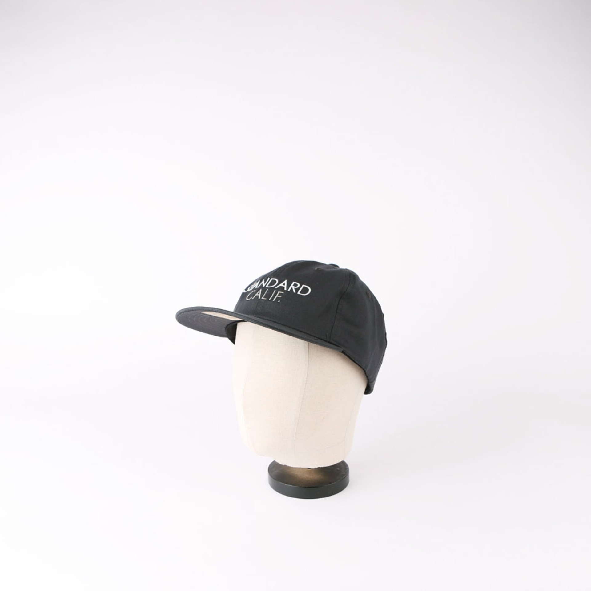 SD Logo Twill Cap (Black)