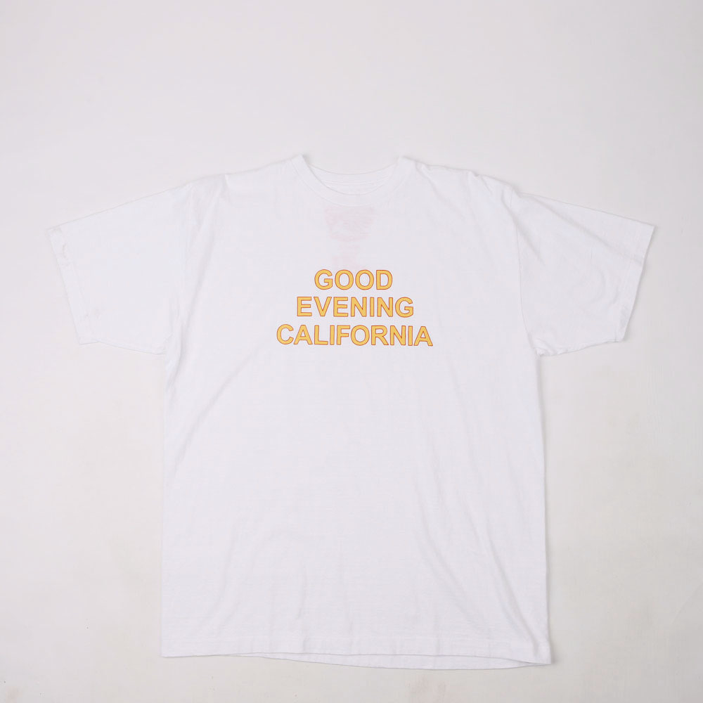 SD Good Evening California T (White)