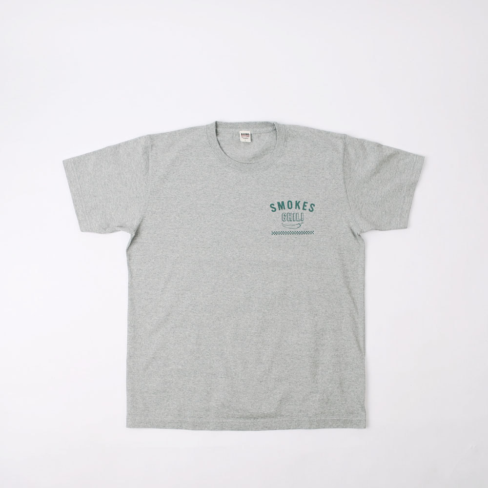 SMOKE CHILI (Grey)