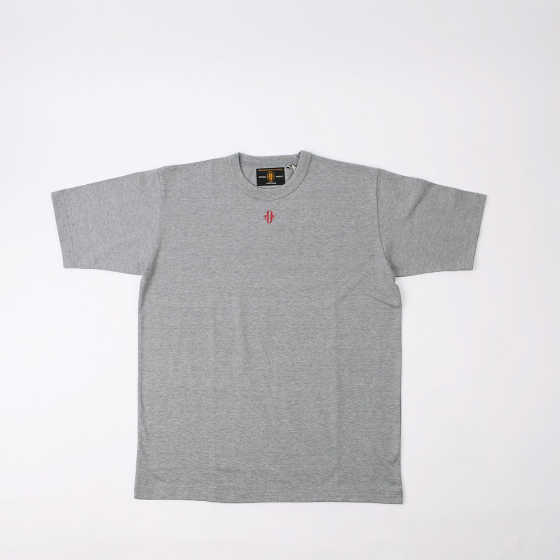 "[Ultima Thule]Equipment T-shirts""Ultima Thule Tactical""(Mix Gray)"