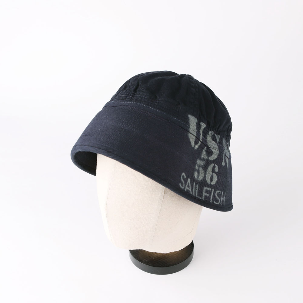 ORIGINAL DIXIE HAT (Garment dyed Black)
