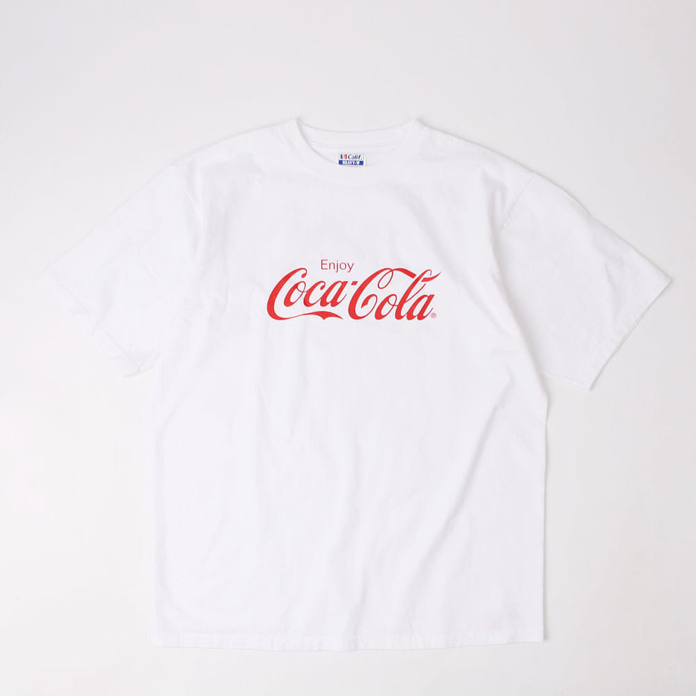 Coca Cola × SD Heavyweight T (White)