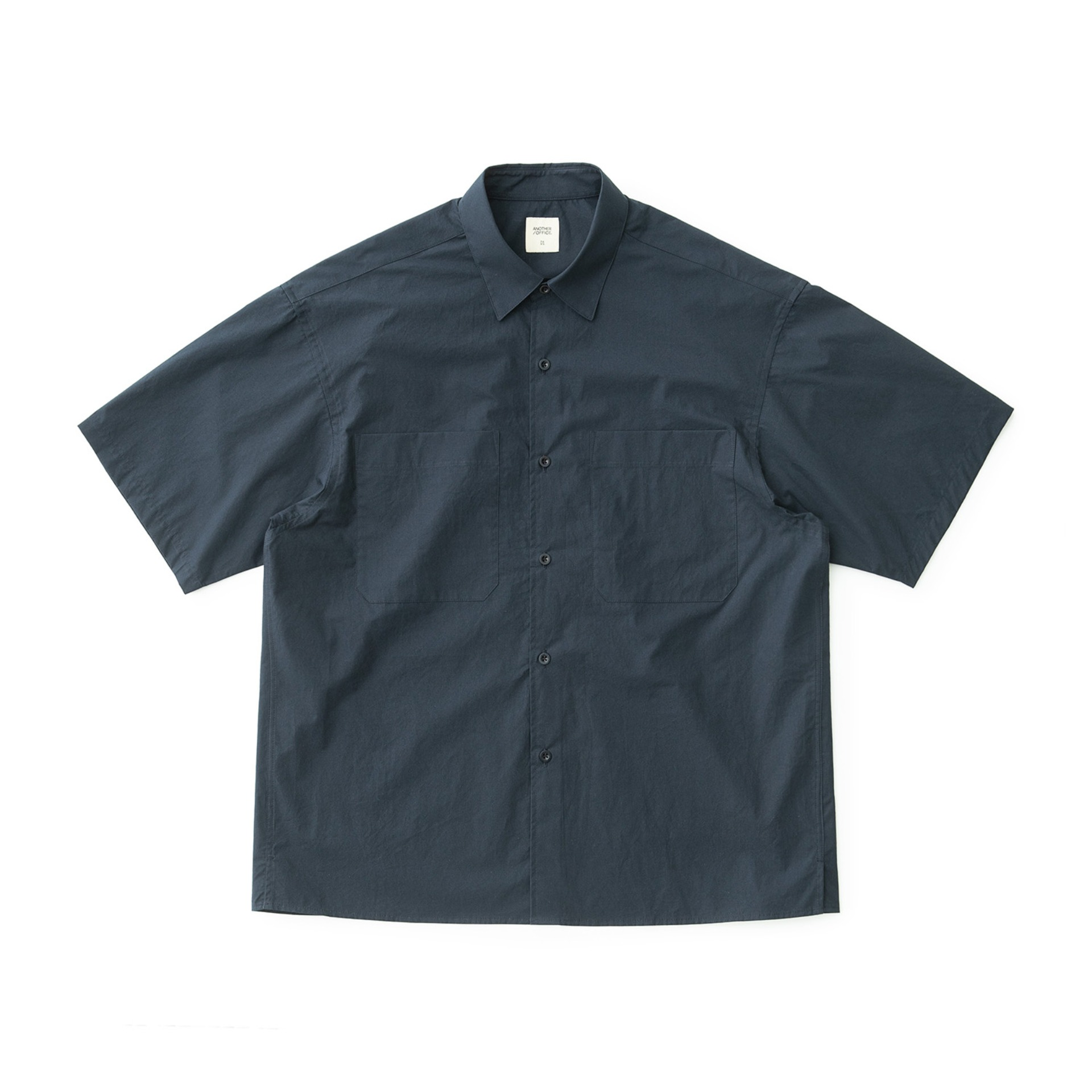 WRITER SHIRT (Dark Navy)