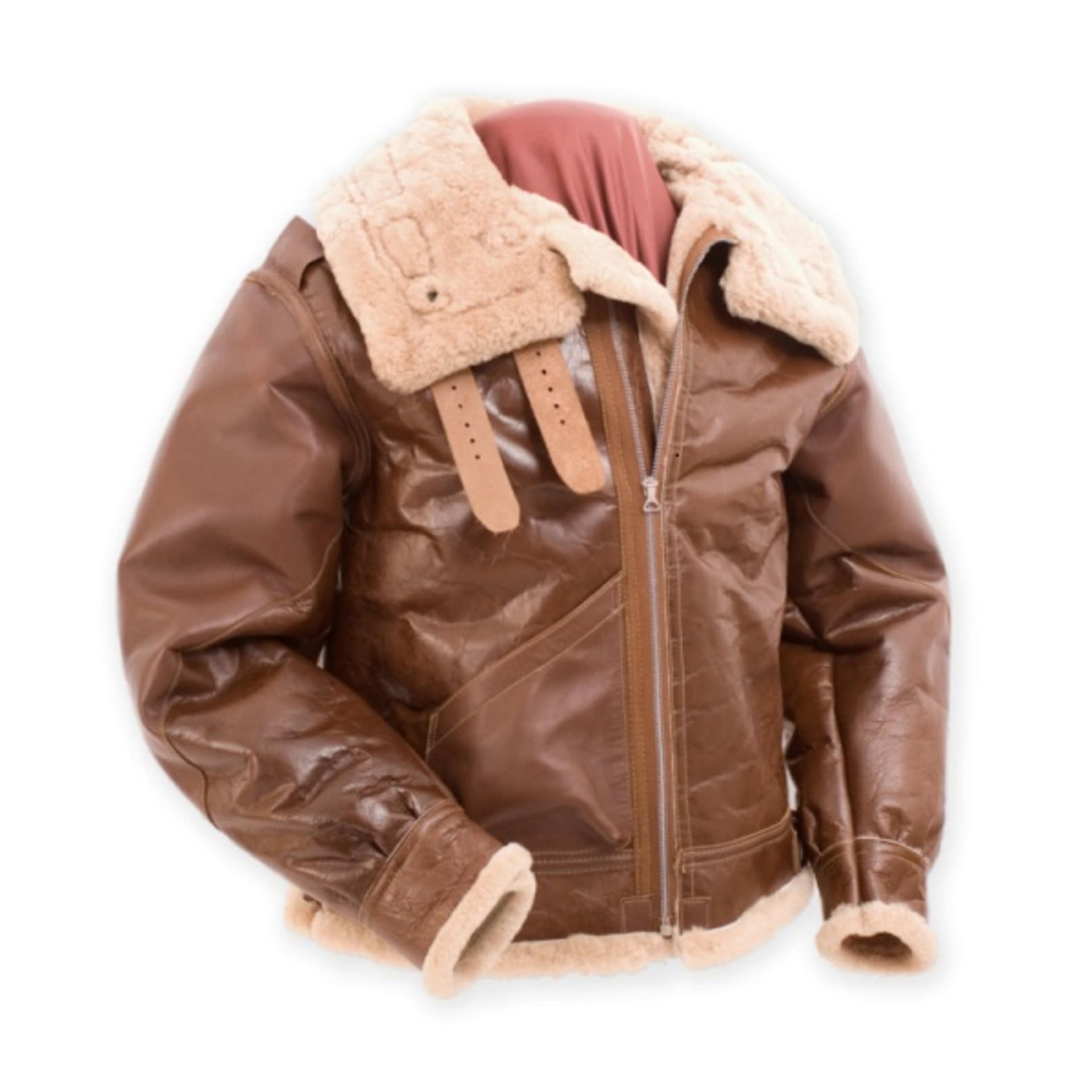 JACKET - FLYING TYPE B-3ROUGHWEAR® Contract 17756 (Russet Brown)