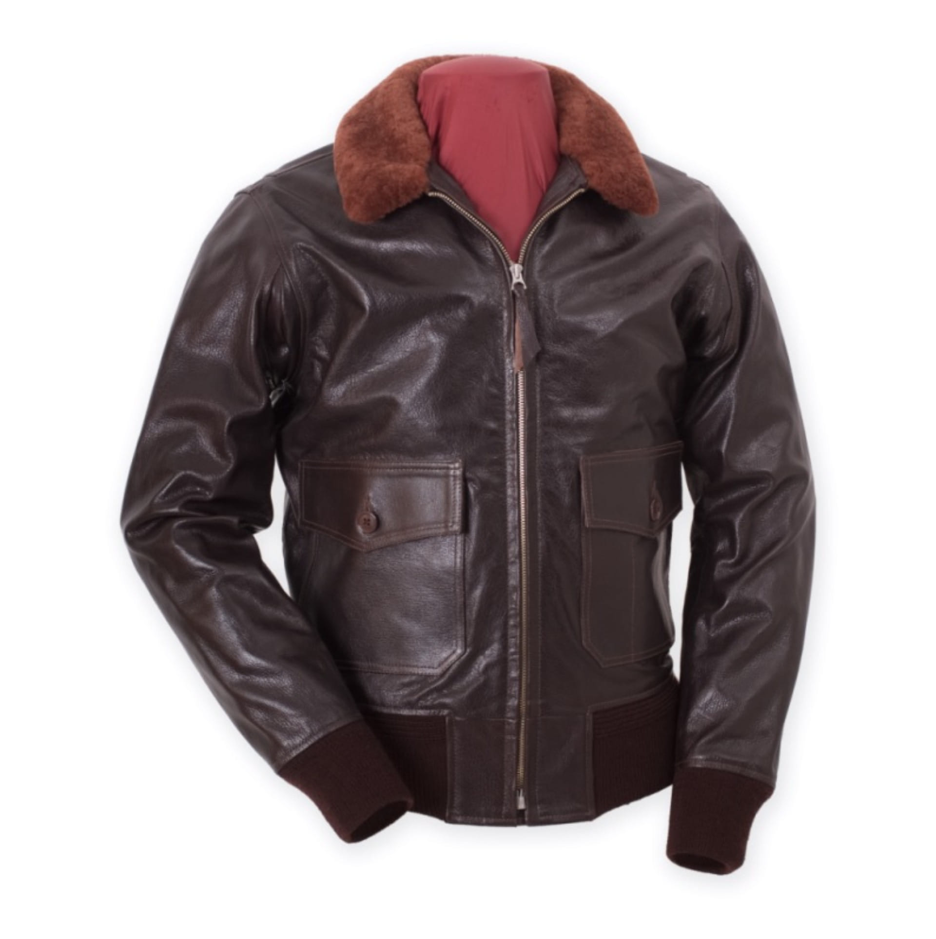 JACKET FLYING G-1 (Dark Brown)