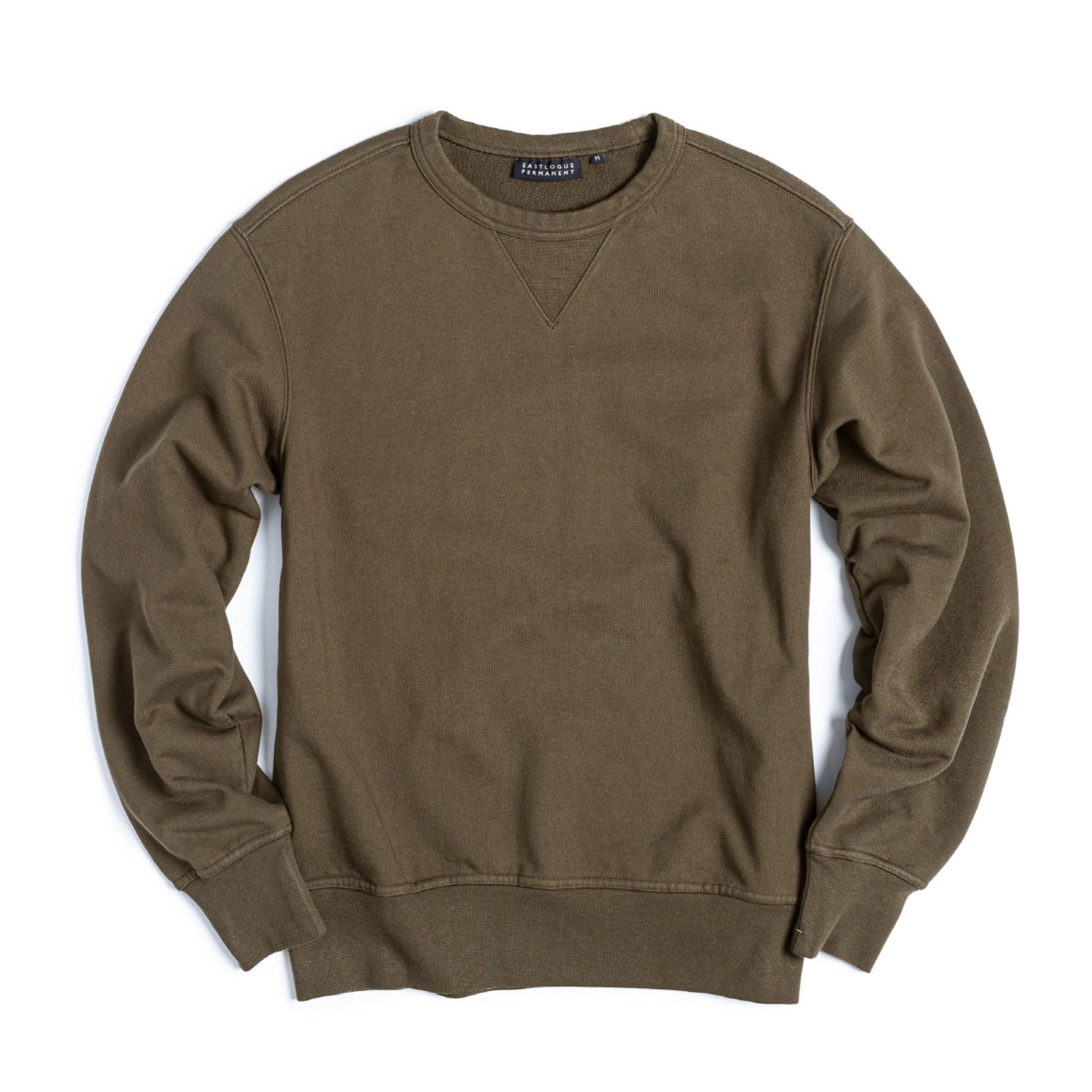 SWEAT SHIRT (Olive)