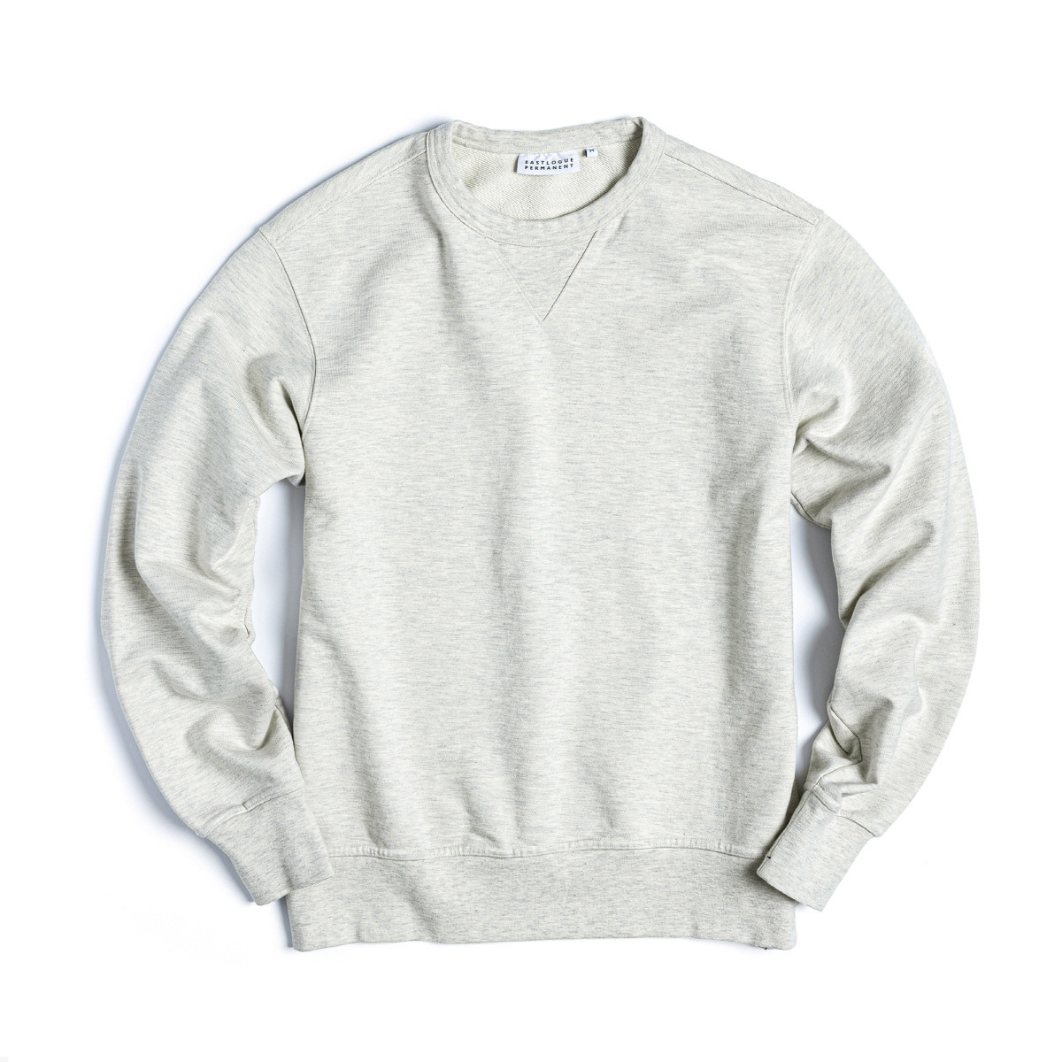 SWEAT SHIRT (Oatmeal)