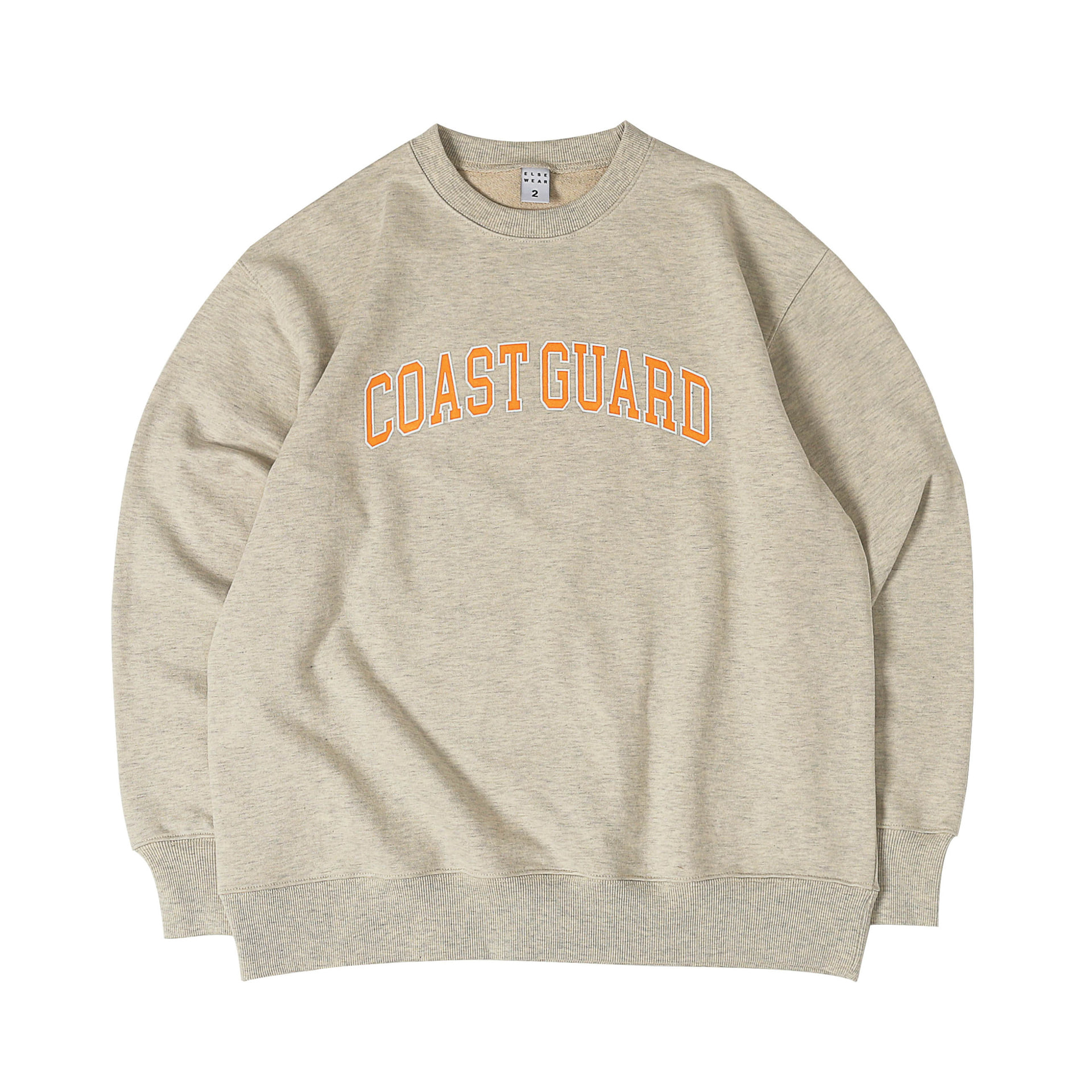 COAST GUARD SWEAT (Oatmeal)
