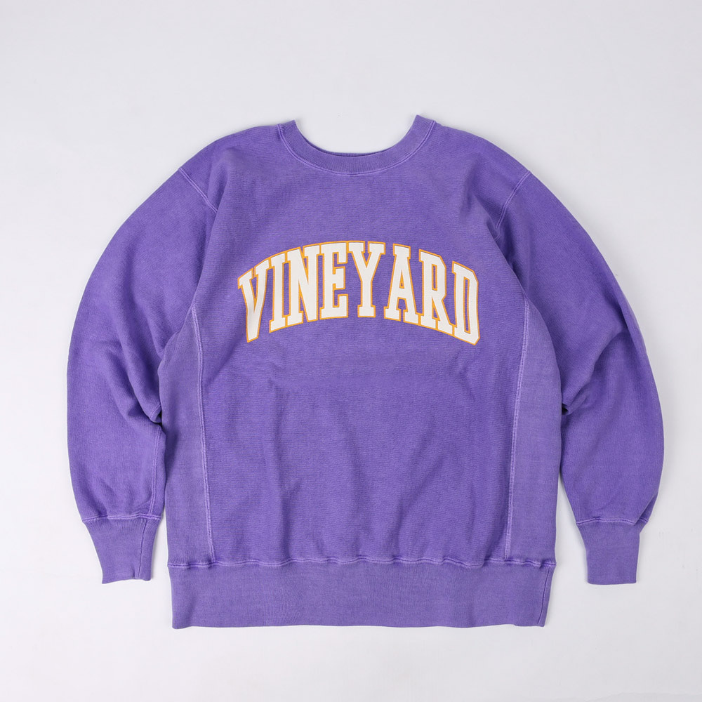VINTAGE RW PRINTED SWEATSHIRT (Purple)