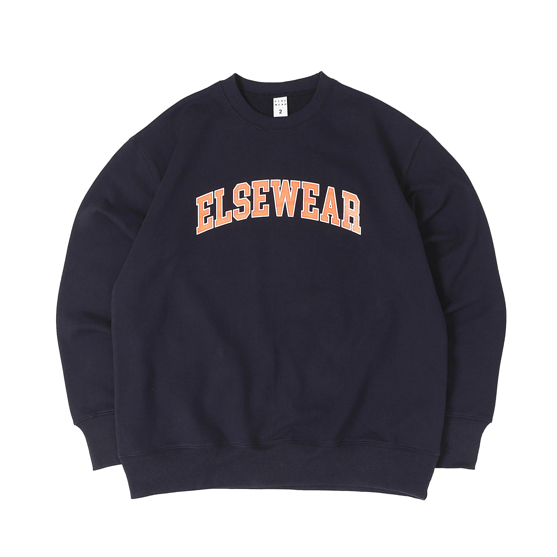 LOGO SWEAT (Navy)