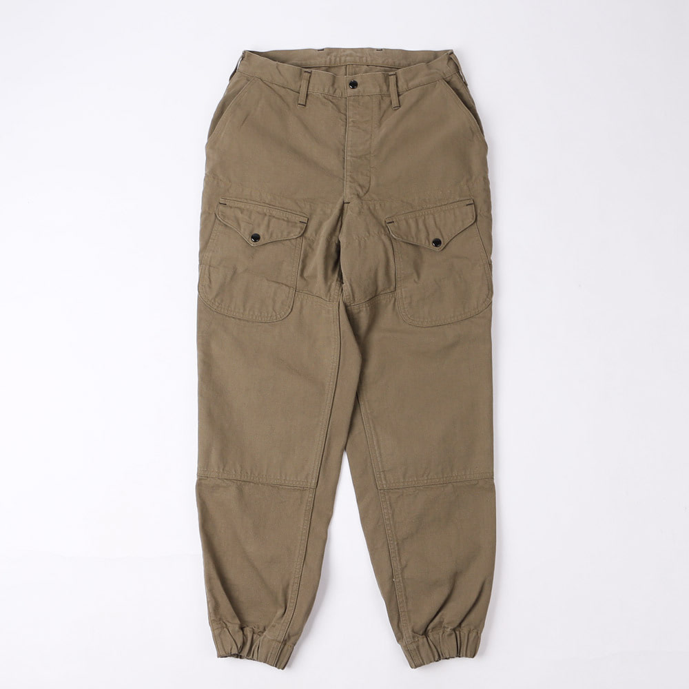 "[GREAT LAKES GMT. MFG.CO.]Woodman Trousers""LUMBERJACK"" Trousers(Olive)"