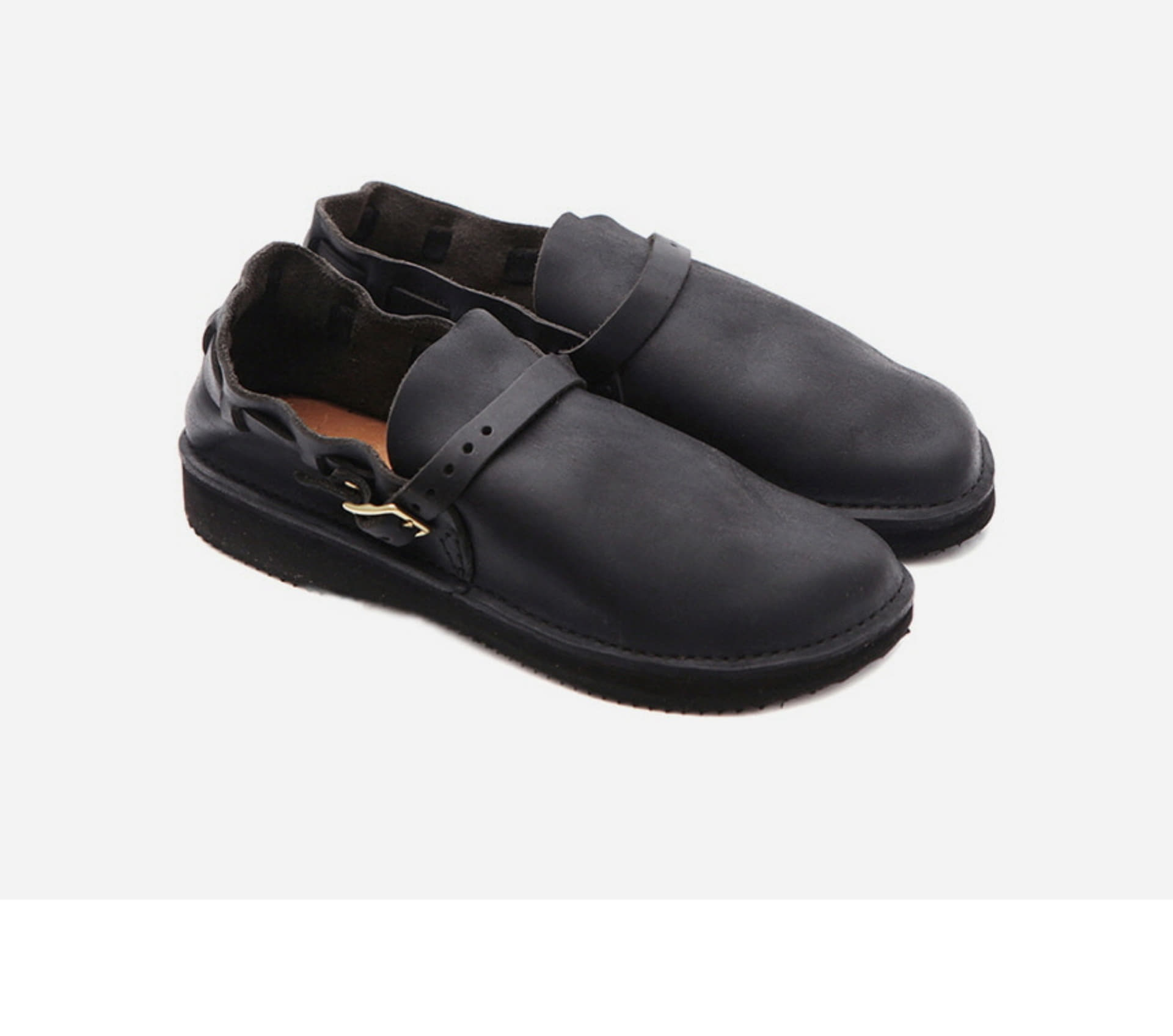 AURORA SHOE(MAN)(BLACK)