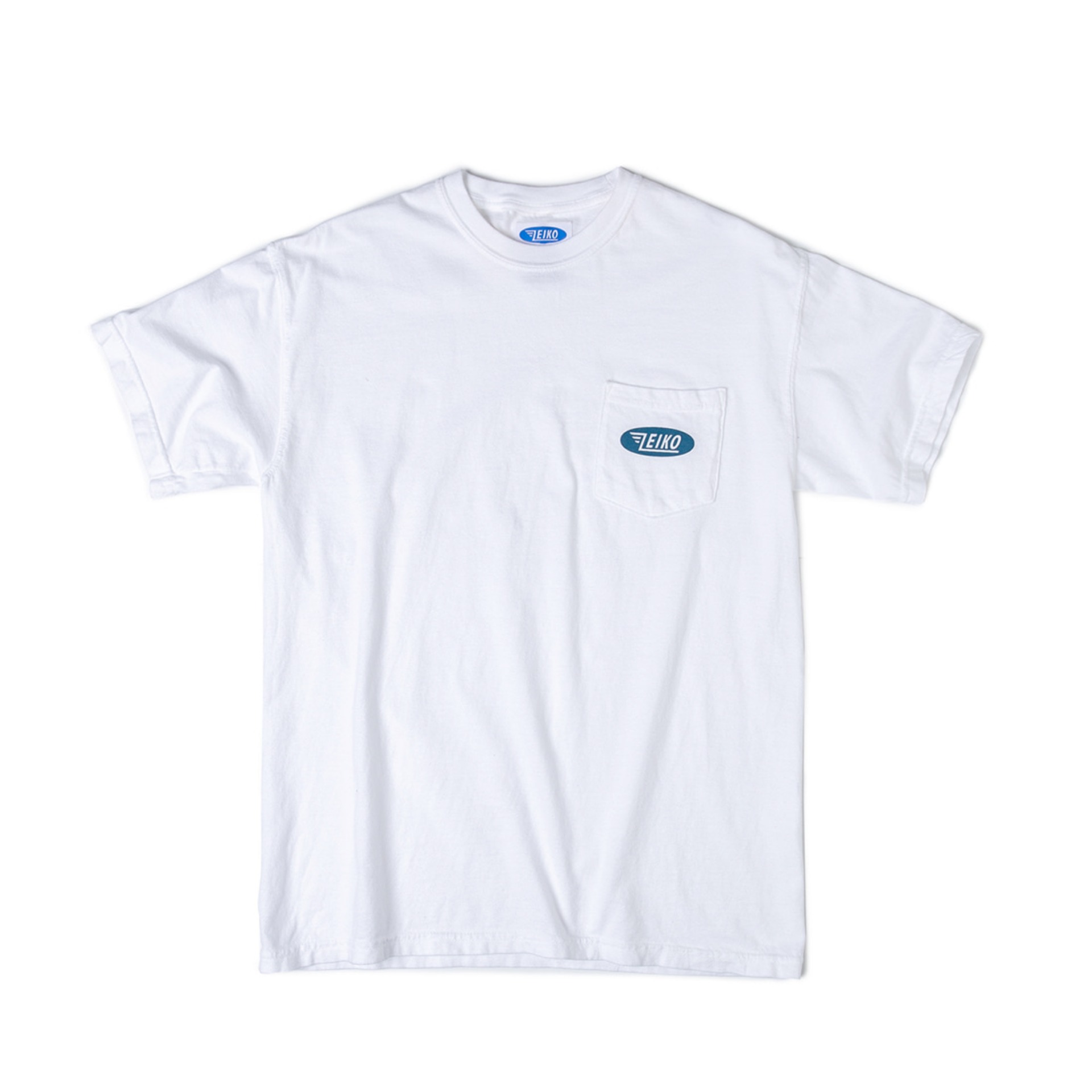 Logo Pocket T-SHIRT(WHITE)