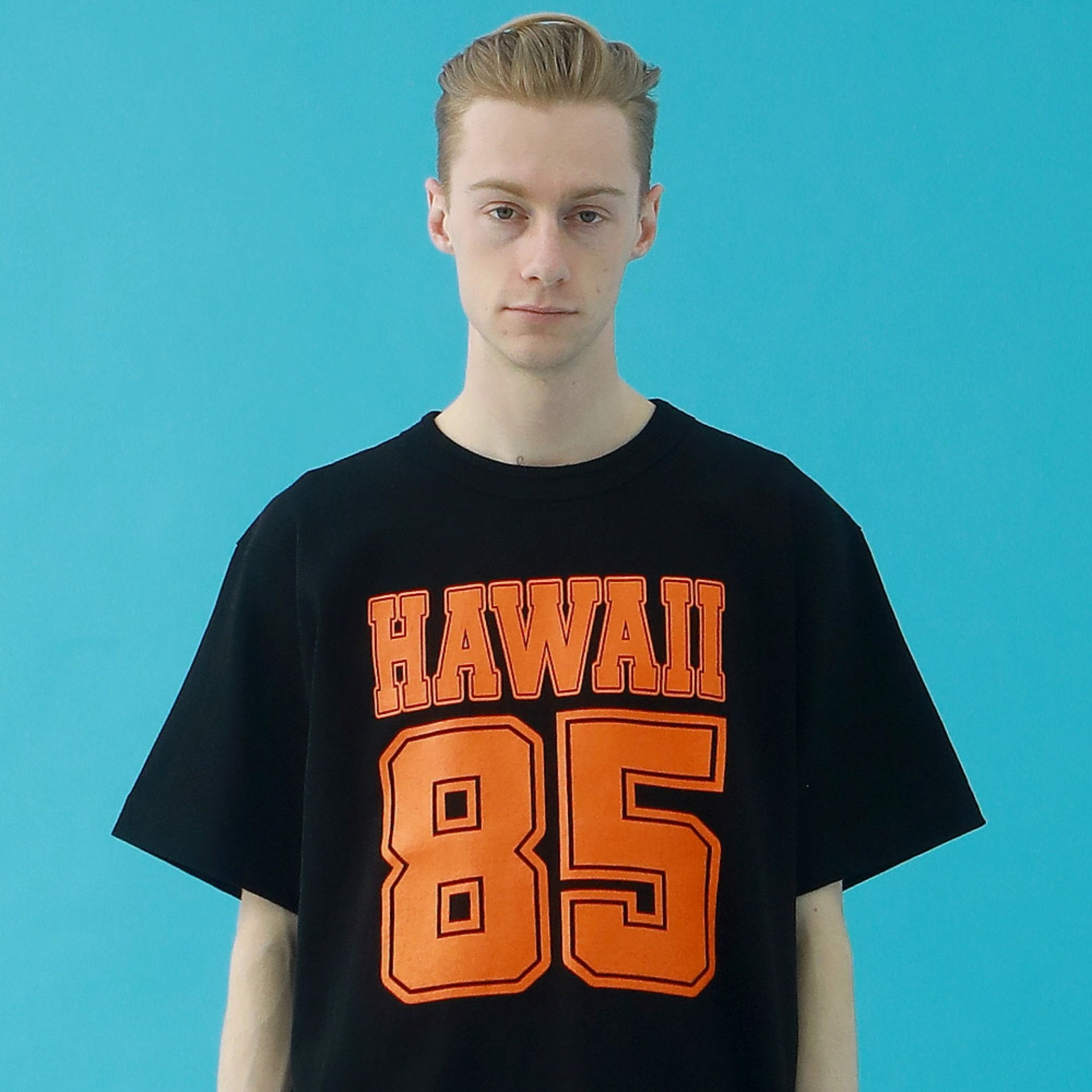 HAWAII 85 T-SHIRTS(Black)