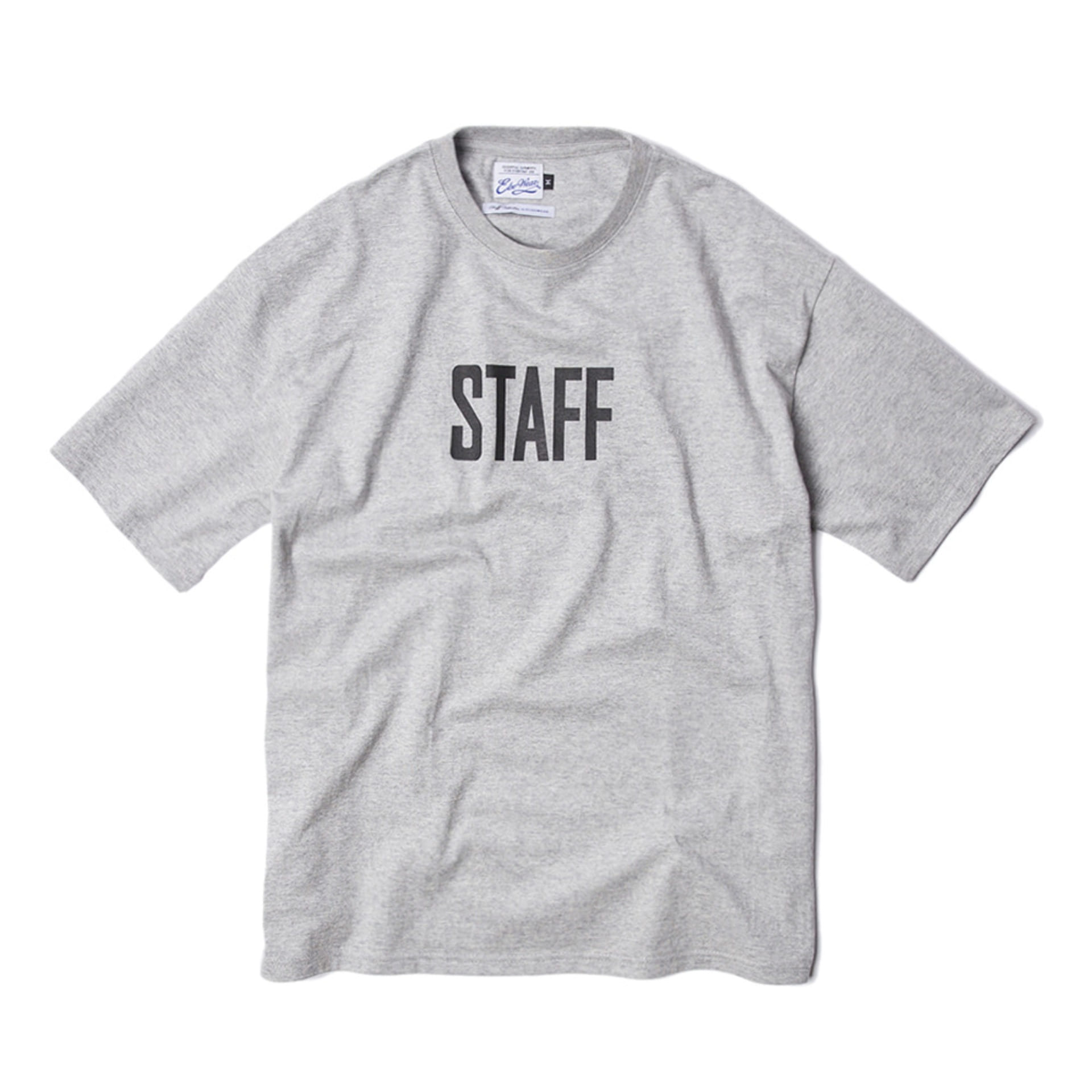 STAFF T-SHIRTS(GREY)